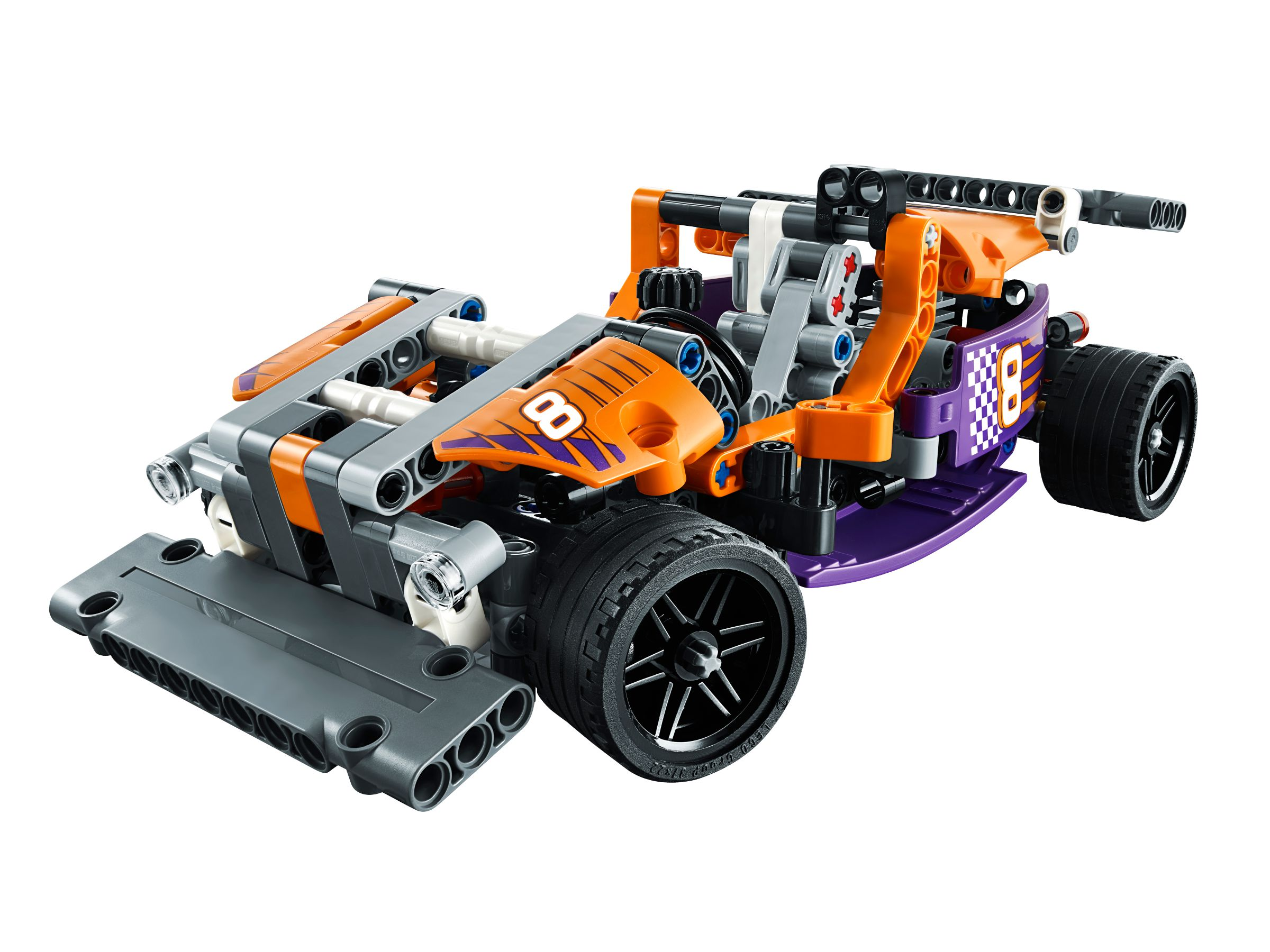 lego 42048 renn kart technic 2016 race kart brickmerge. Black Bedroom Furniture Sets. Home Design Ideas