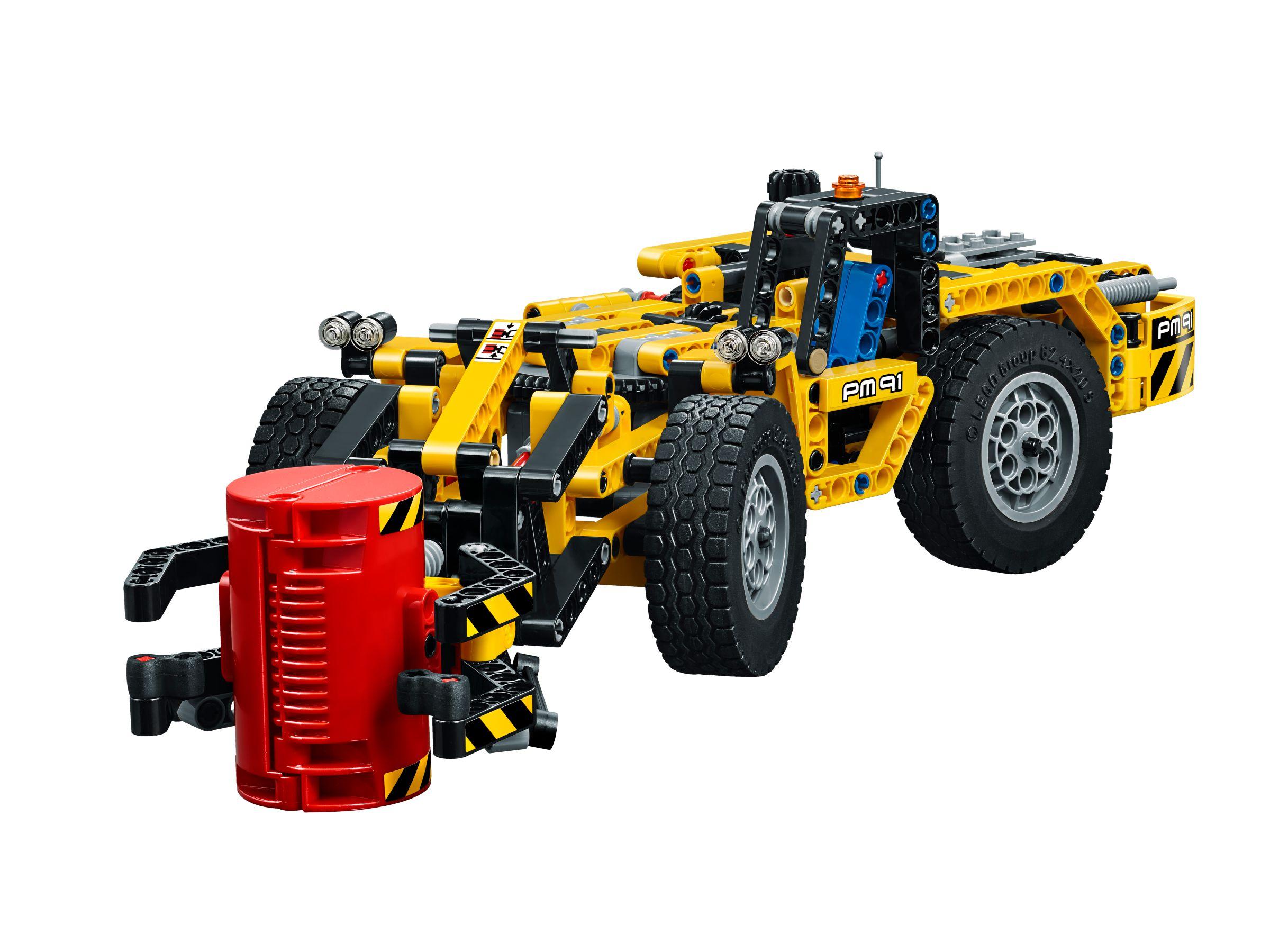 lego 42049 bergbau lader technic 2016 mine loader brickmerge. Black Bedroom Furniture Sets. Home Design Ideas