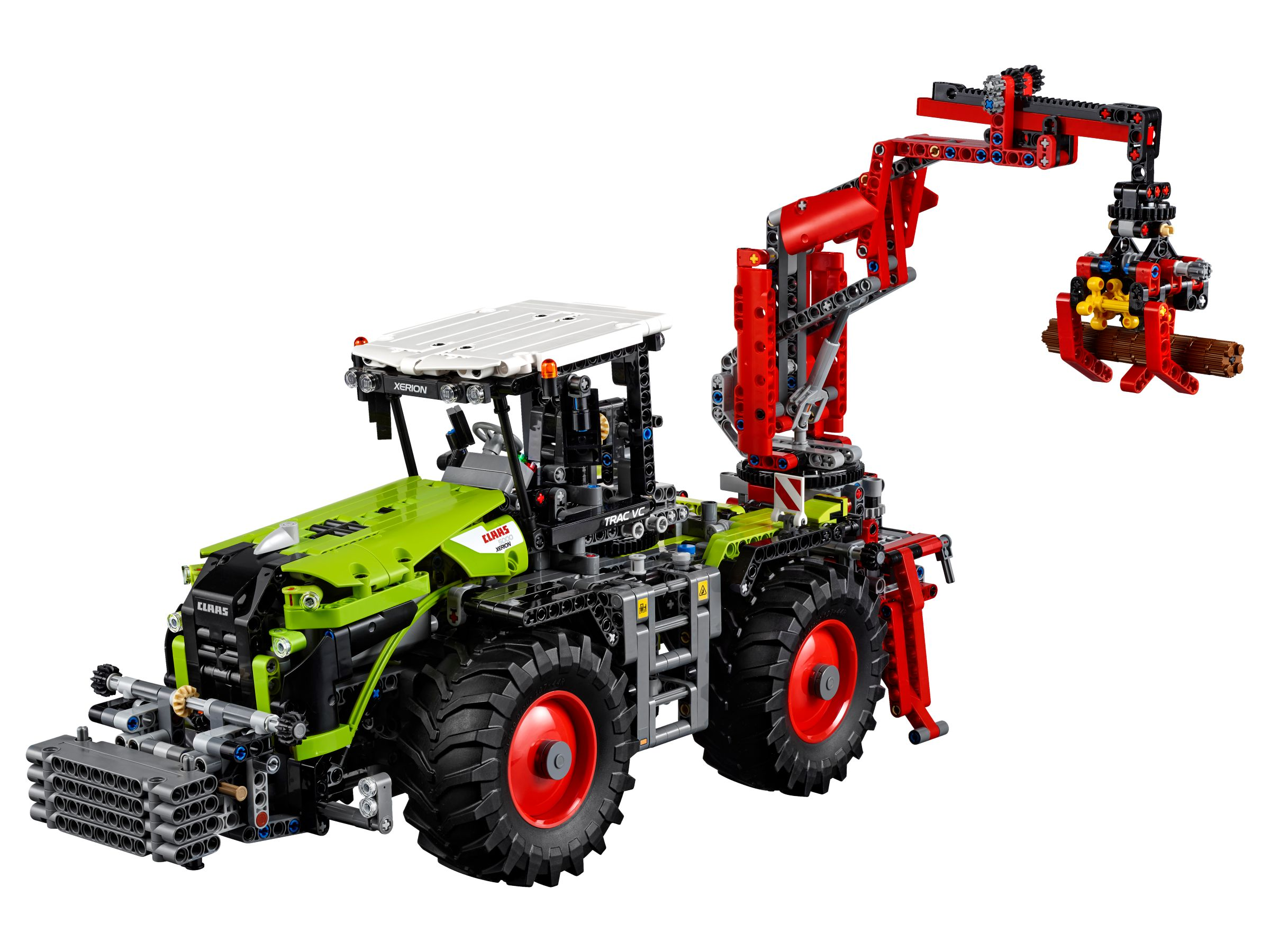 lego 42054 claas xerion 5000 trac vc technic 2016. Black Bedroom Furniture Sets. Home Design Ideas