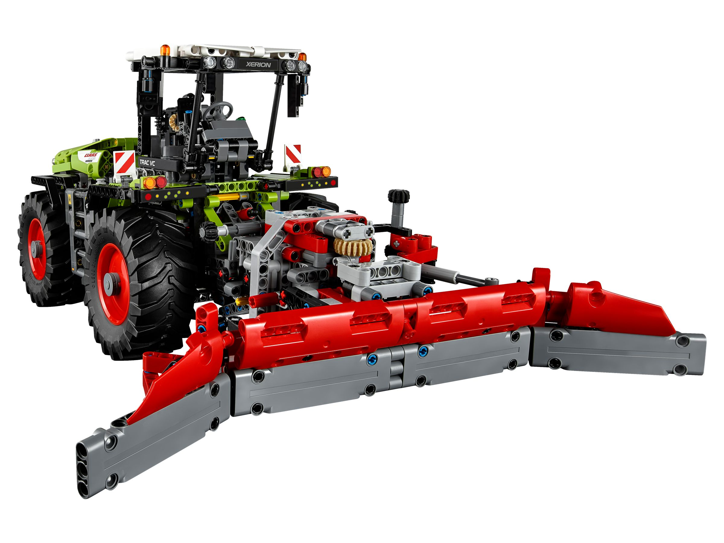 lego 42054 claas xerion 5000 trac vc technic 2016 claas xerion 5000 trac vc brickmerge. Black Bedroom Furniture Sets. Home Design Ideas
