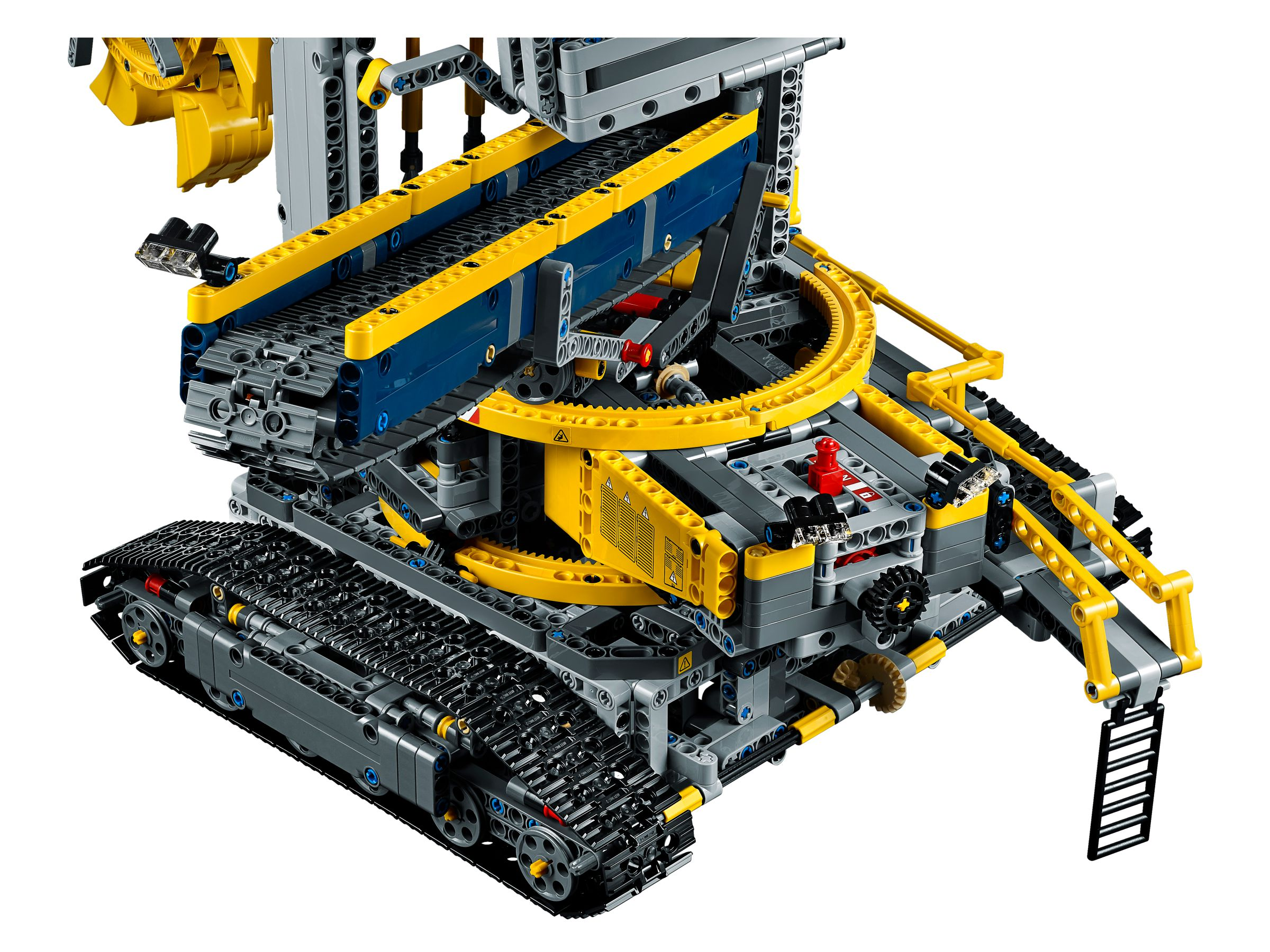 33 ab 153 89 schaufelradbagger 42055 lego technic. Black Bedroom Furniture Sets. Home Design Ideas