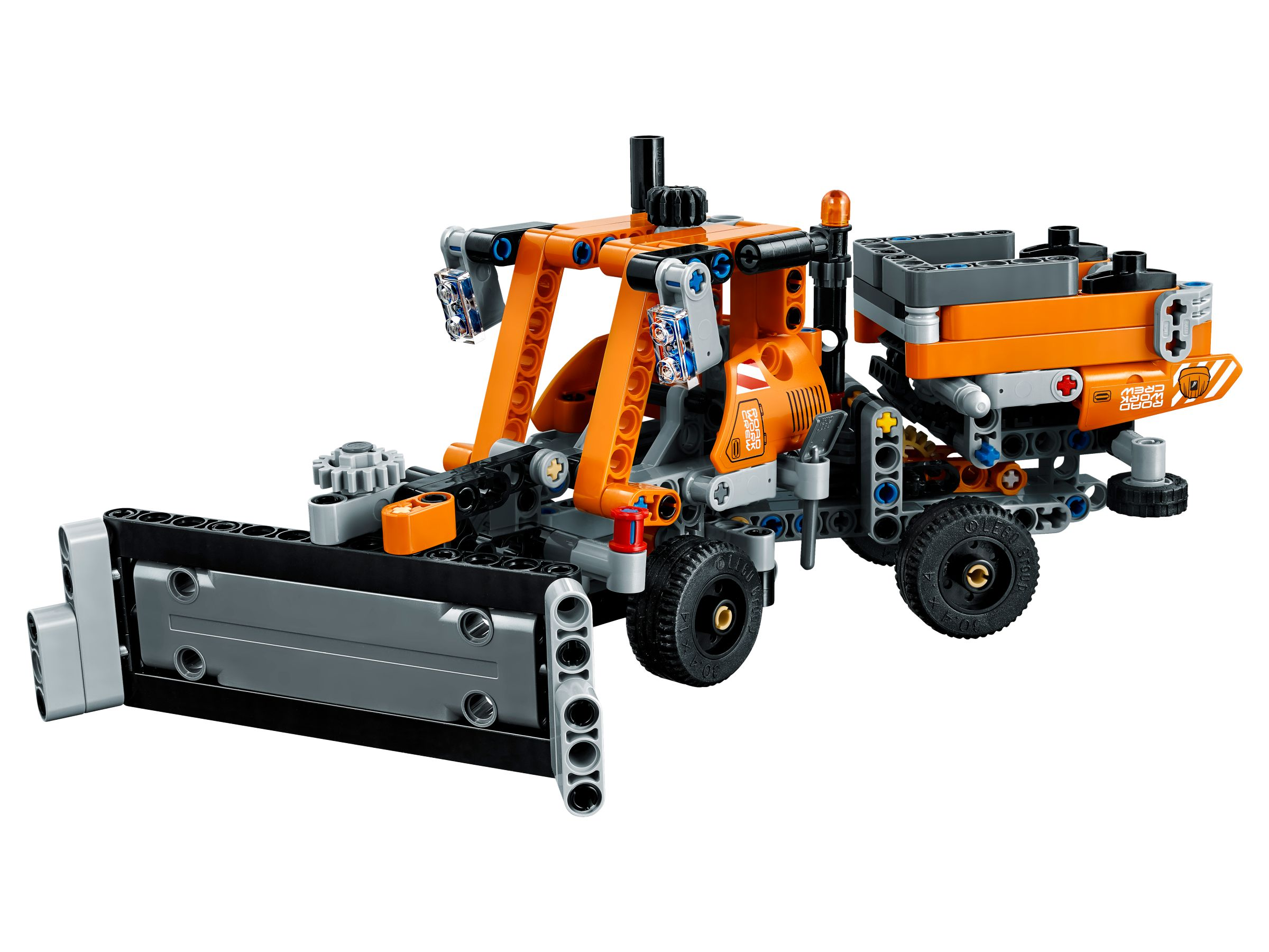 lego technic 42060 stra enbau fahrzeuge mit bildern. Black Bedroom Furniture Sets. Home Design Ideas