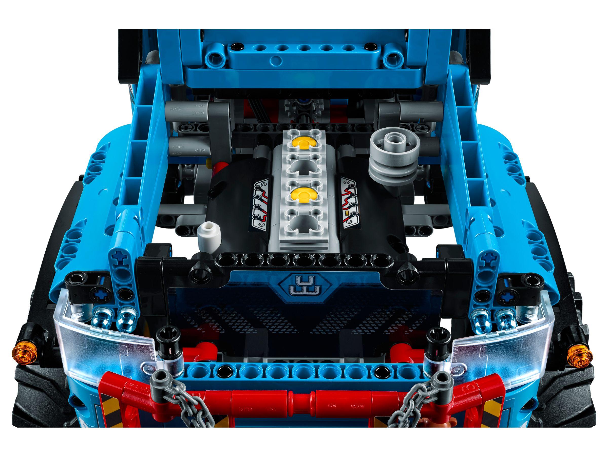 Lego Technic 42070 Allrad Abschleppwagen Ab 17099 32 Gespart