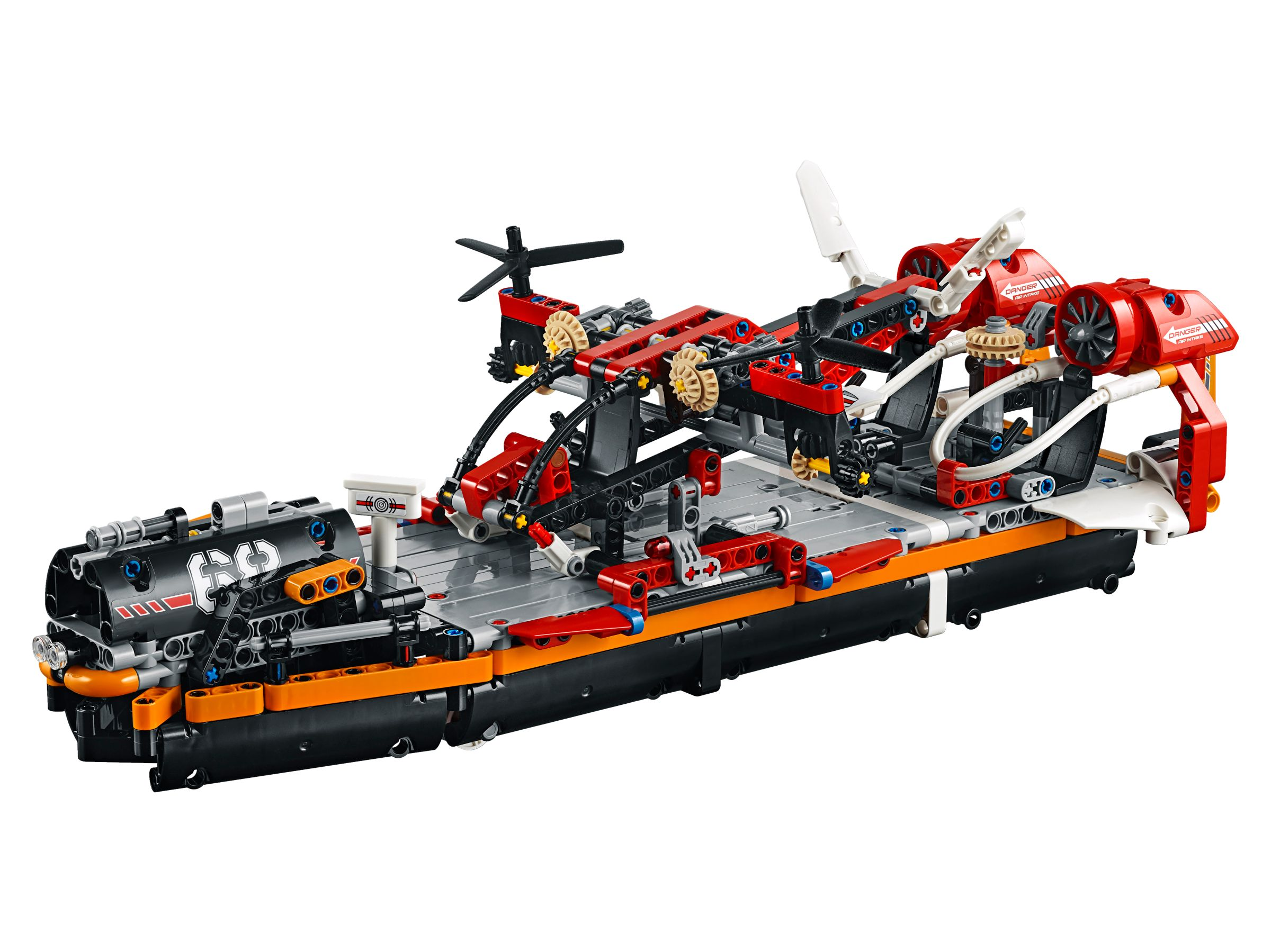 lego 42076 luftkissenboot technic 2018 ab 52 77 25 gespart hovercraft brickmerge. Black Bedroom Furniture Sets. Home Design Ideas