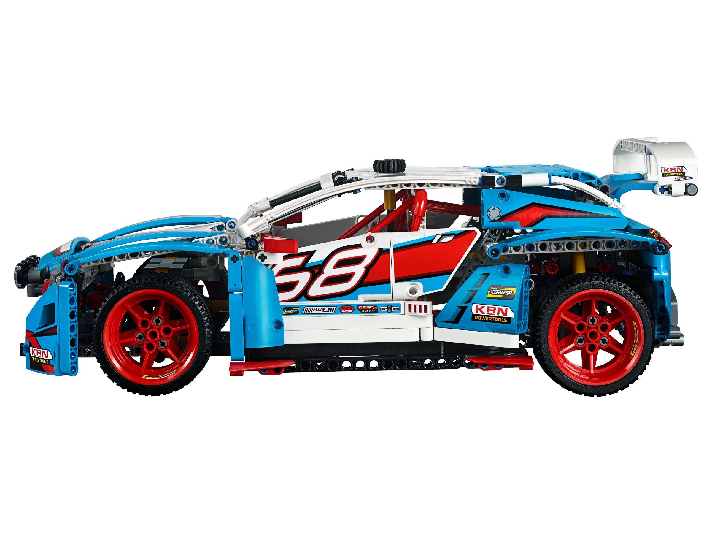 LEGO Technic Rallyeauto LEGO Baukästen & Sets LEGO Bau- & Konstruktionsspielzeug 42077