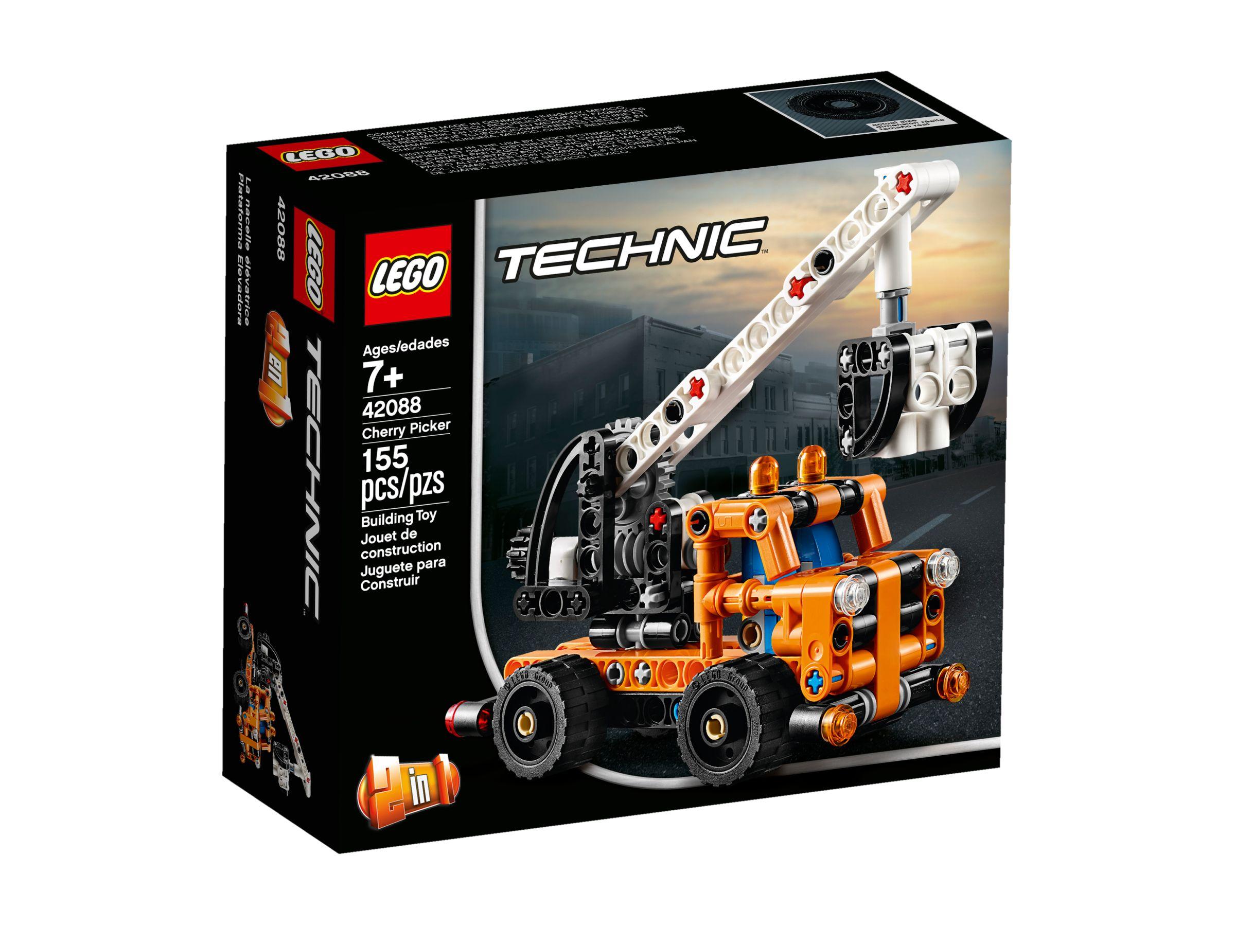 lego technic 42088 hubarbeitsb hne ab 6 97 30 gespart. Black Bedroom Furniture Sets. Home Design Ideas