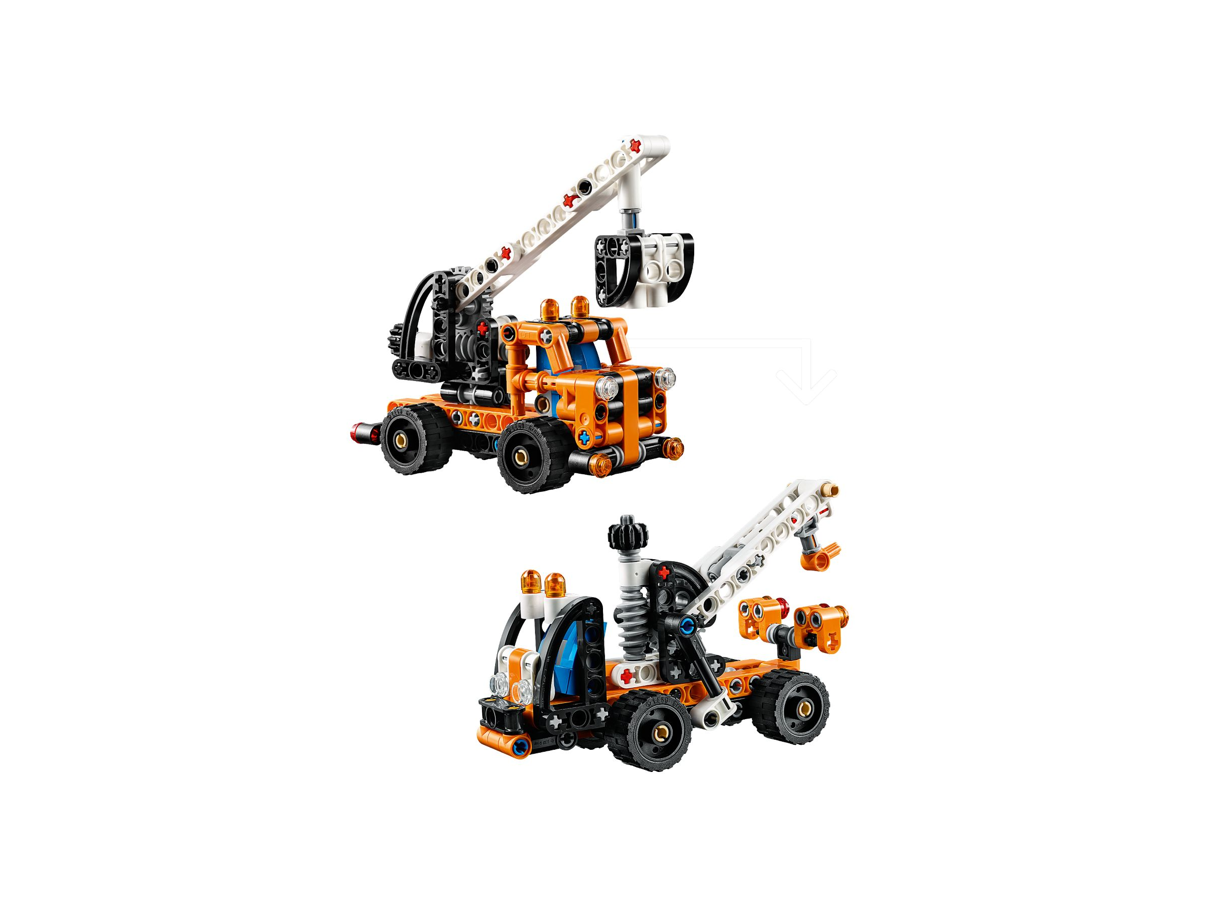 LEGO Baukästen & Sets LEGO® Technic 42088 Hubarbeitsbühne Baukästen & Konstruktion