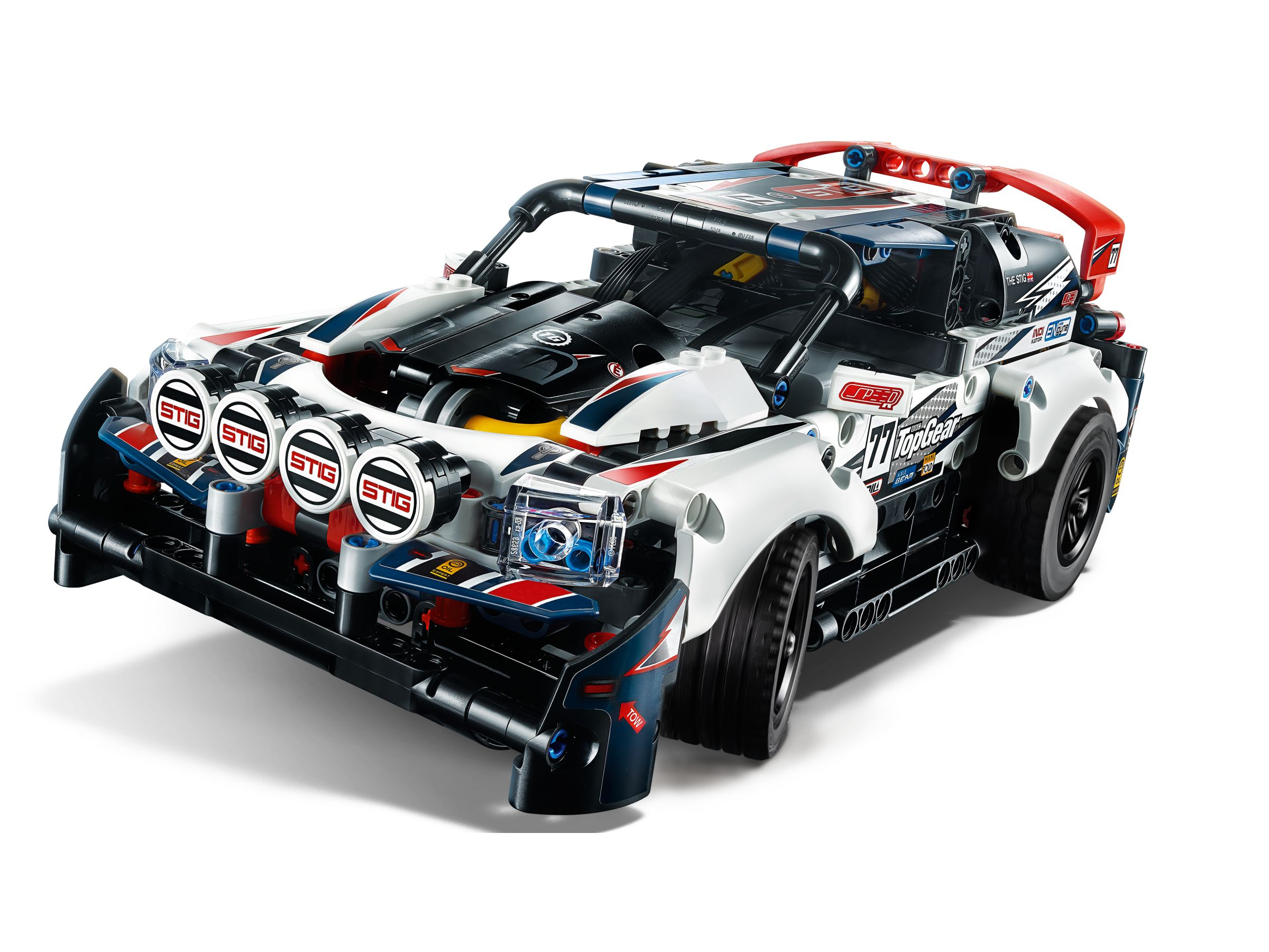 LEGO® Technic 42109 Top-Gear Ralleyauto mit App-Steuerung