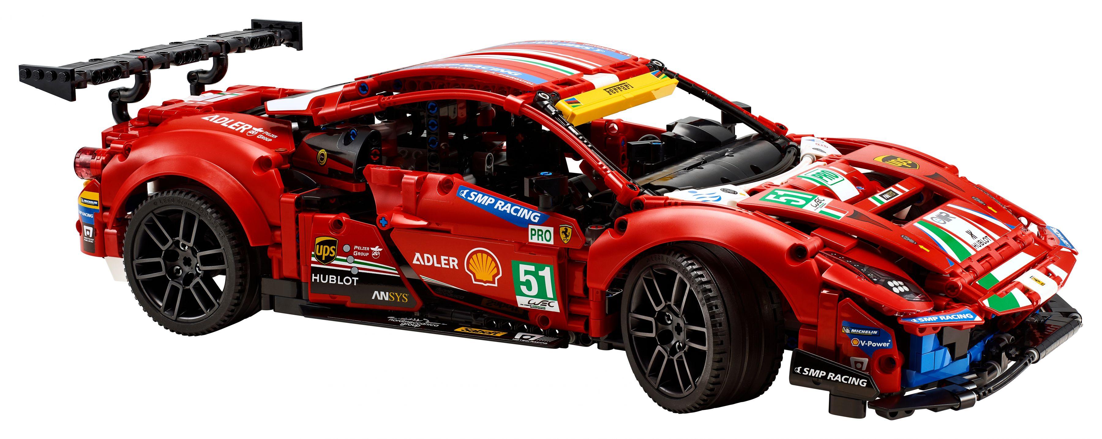 Lego Technic Ferrari 488 Gte 42125 2021 Ab 132 87 26 Gespart Stand 01 04 2021 Lego Preisvergleich Brickmerge De
