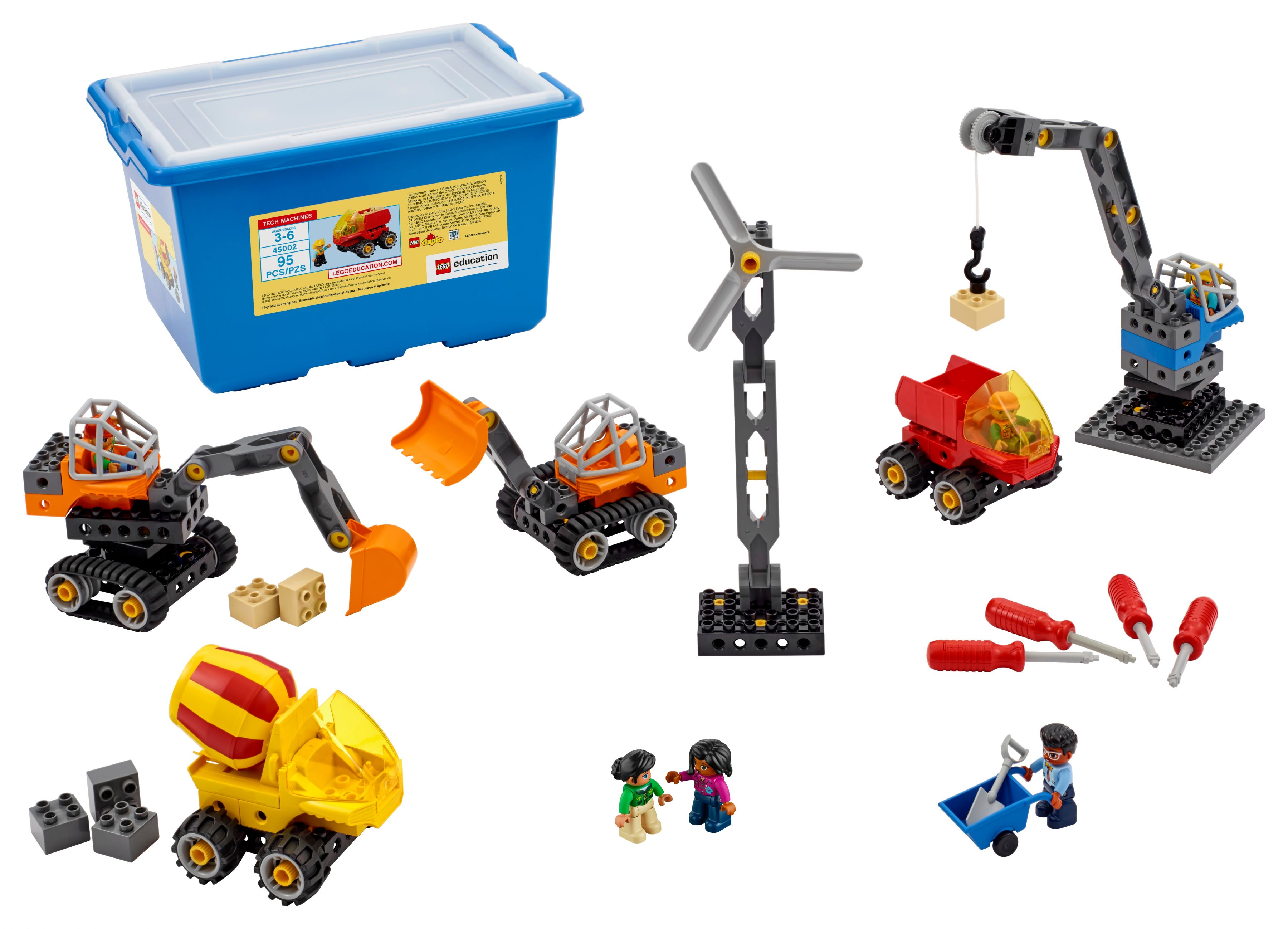 LEGO Education 45002 Maschinentechnik
