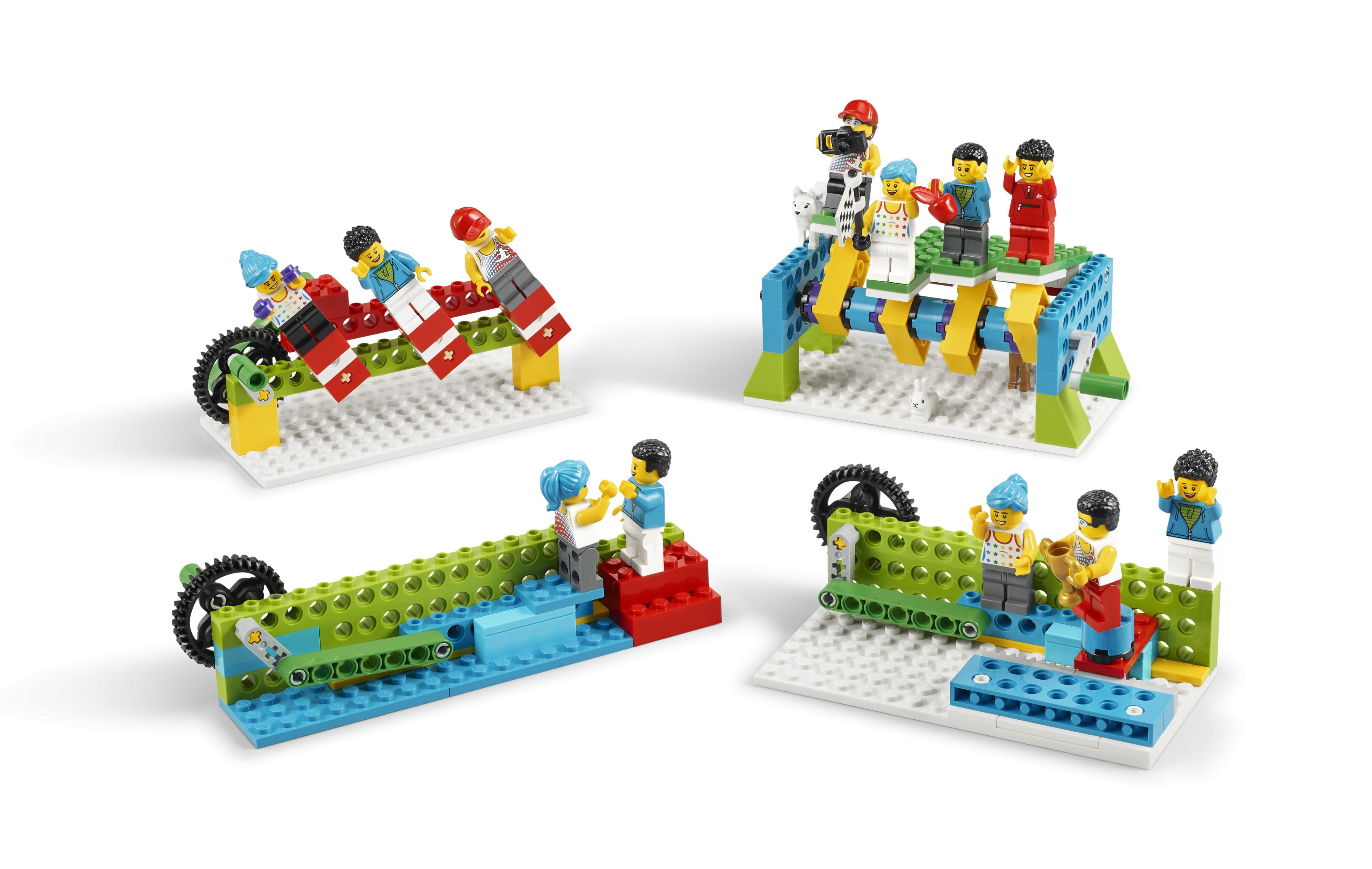 LEGO Education 45401 LEGO® Education BricQ Motion Essential-Set LEGO_45401_alt1.jpg