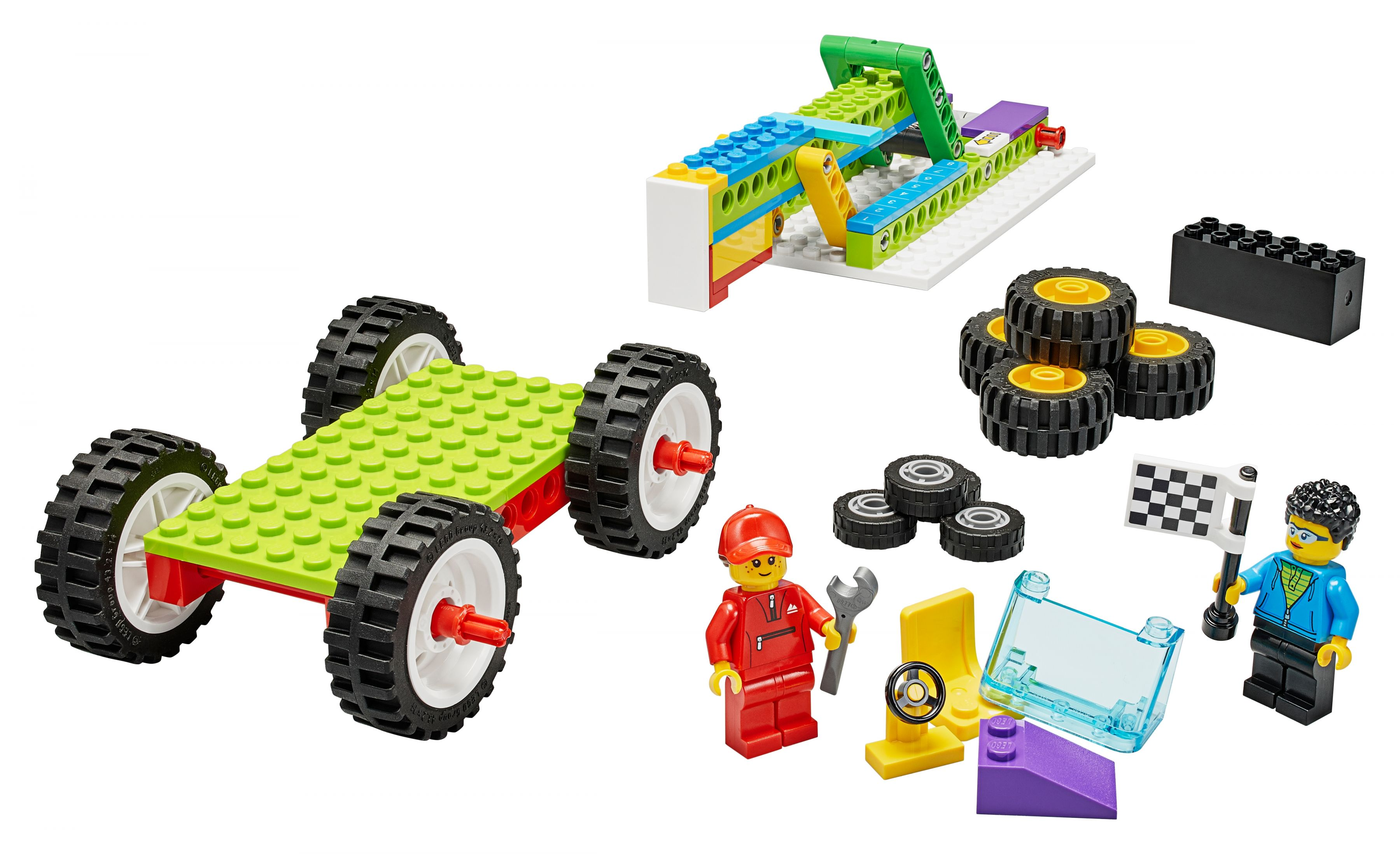 LEGO Education 45401 LEGO® Education BricQ Motion Essential-Set LEGO_45401_alt11.jpg