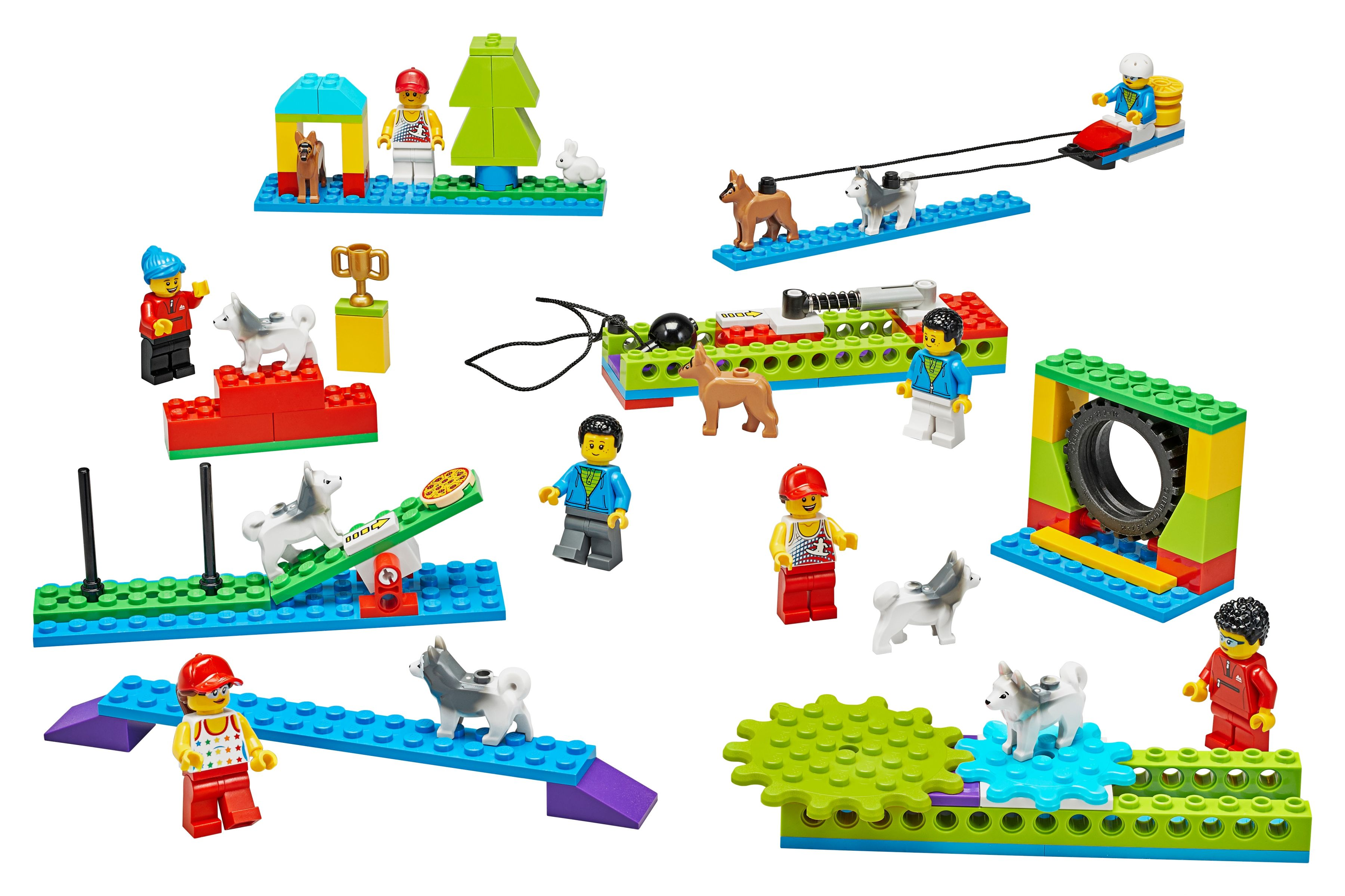 LEGO Education 45401 LEGO® Education BricQ Motion Essential-Set LEGO_45401_alt2.jpg