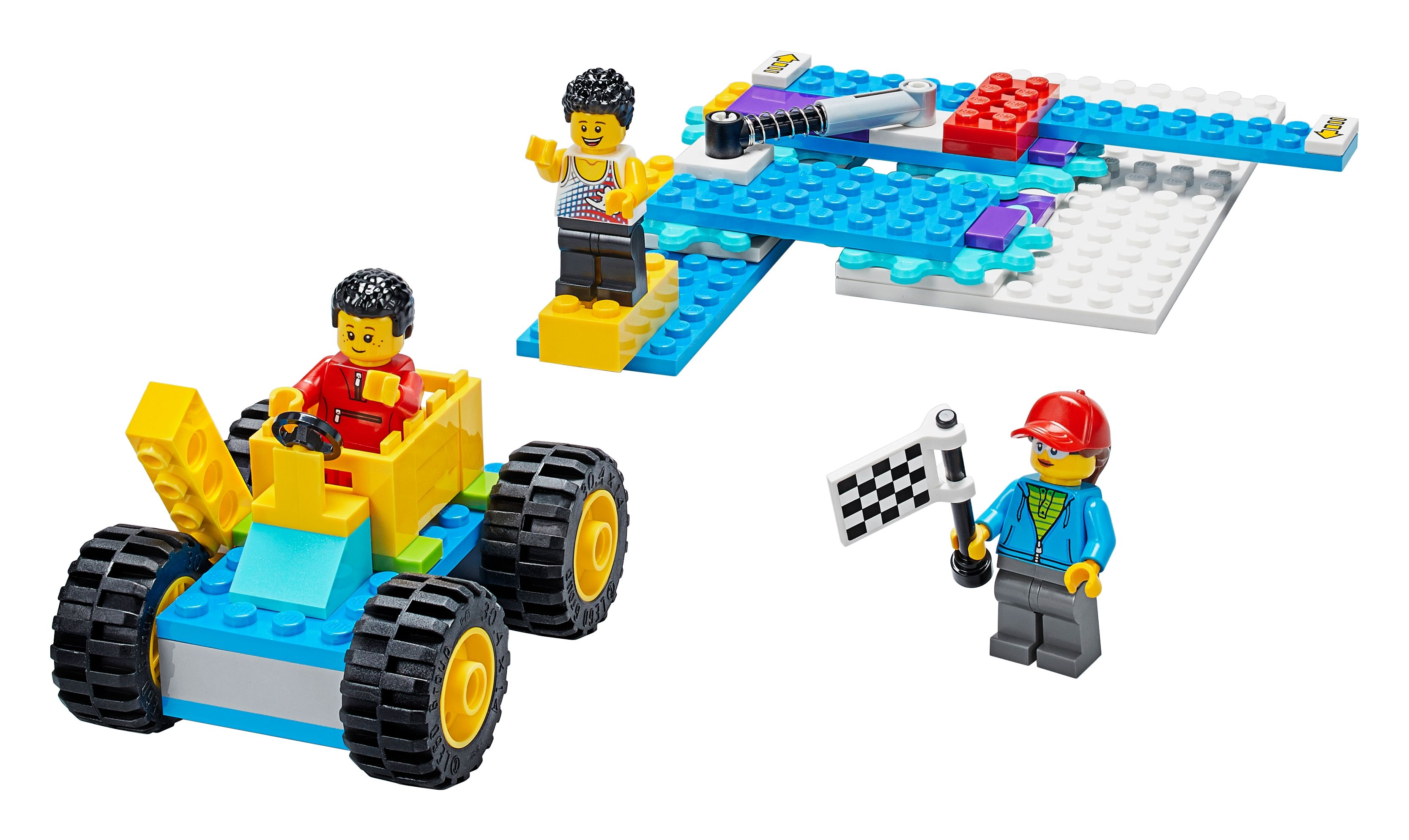LEGO Education 45401 LEGO® Education BricQ Motion Essential-Set LEGO_45401_alt6.jpg