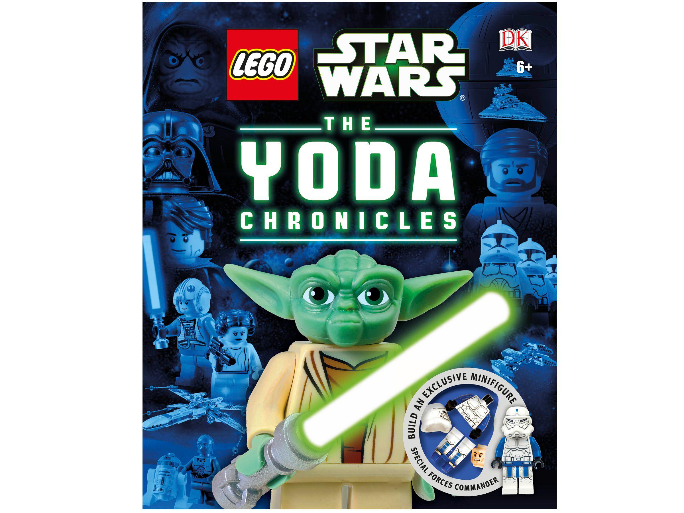 LEGO® Buch 5002817 LEGO® Star Wars™ Die Yoda Chroniken