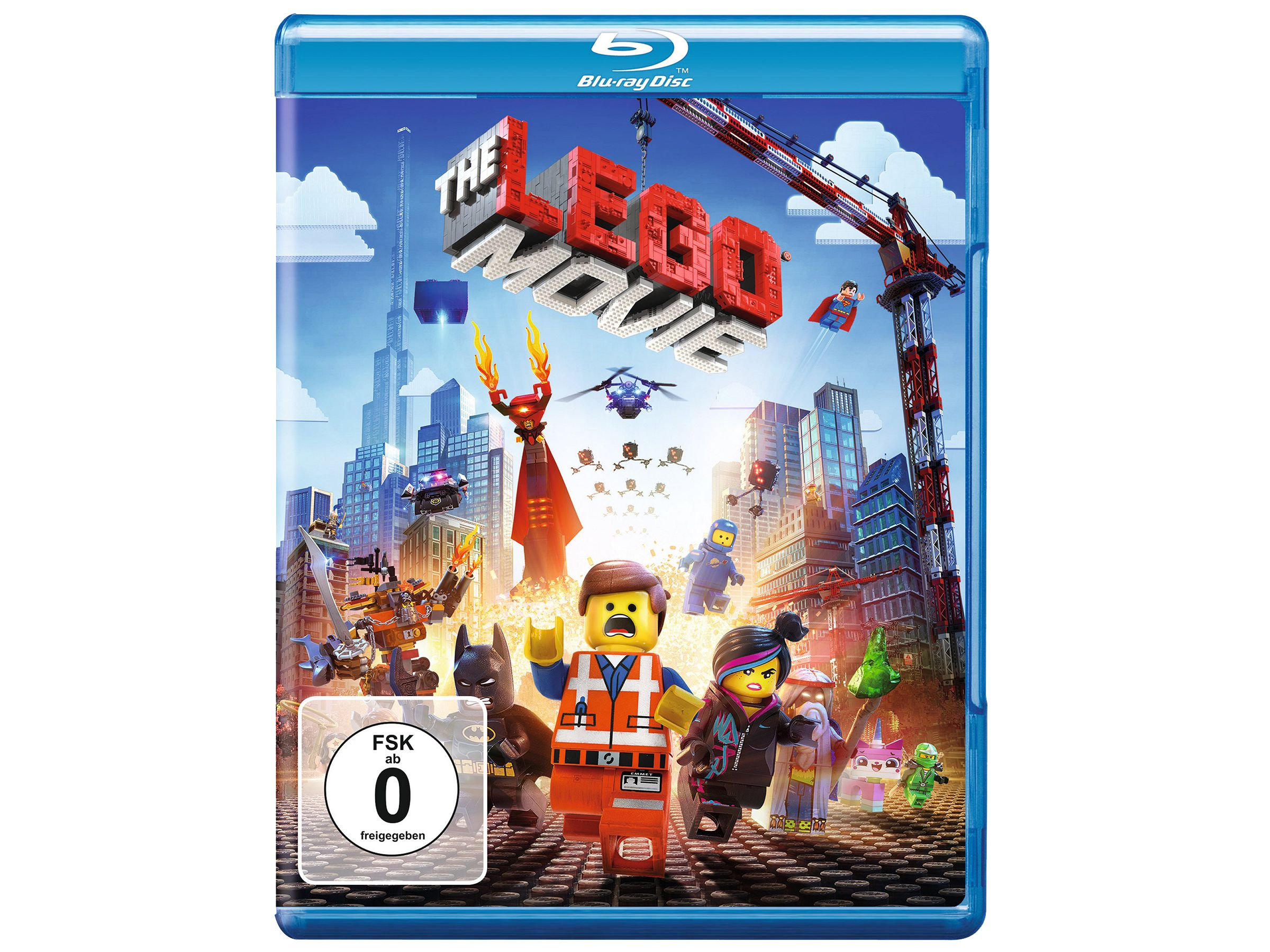 LEGO Film 5004356 The LEGO Movie Blu-ray LEGO_5004356.jpg