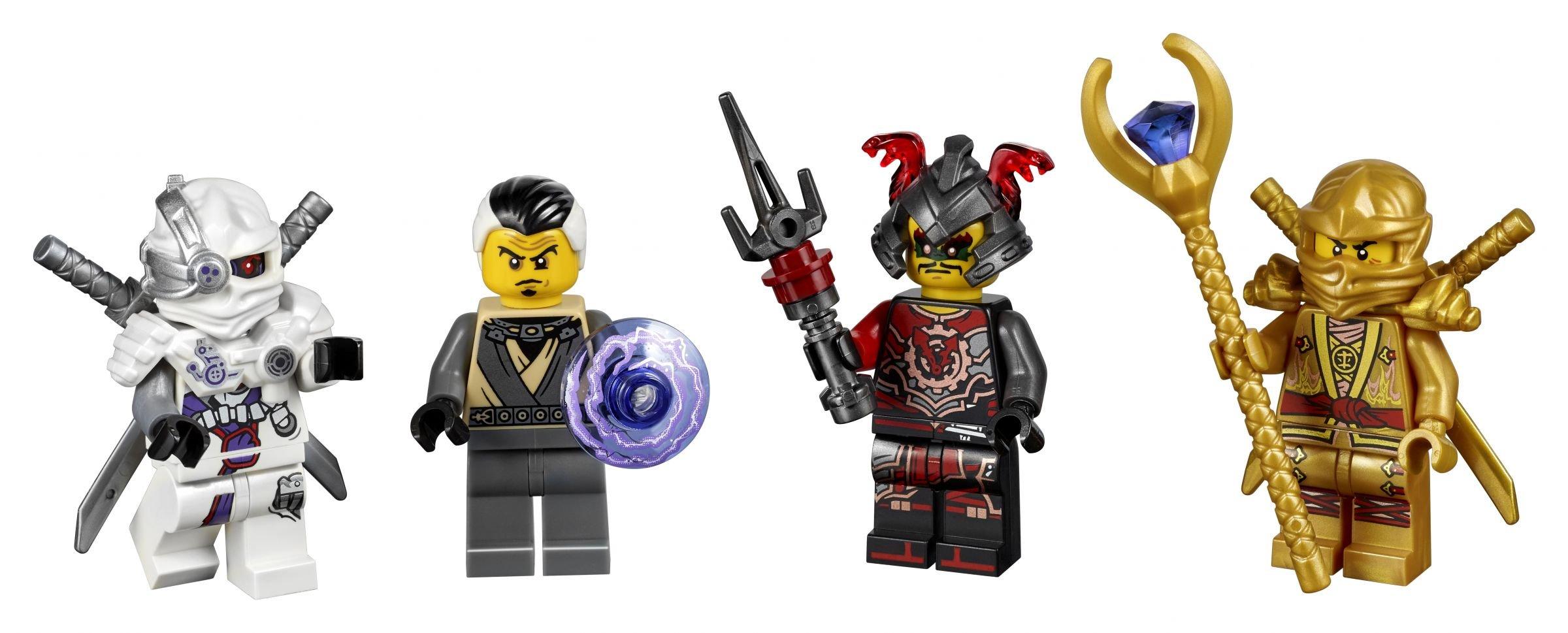 LEGO® Ninjago 5004938 Toys'R'Us Minifiguren Set