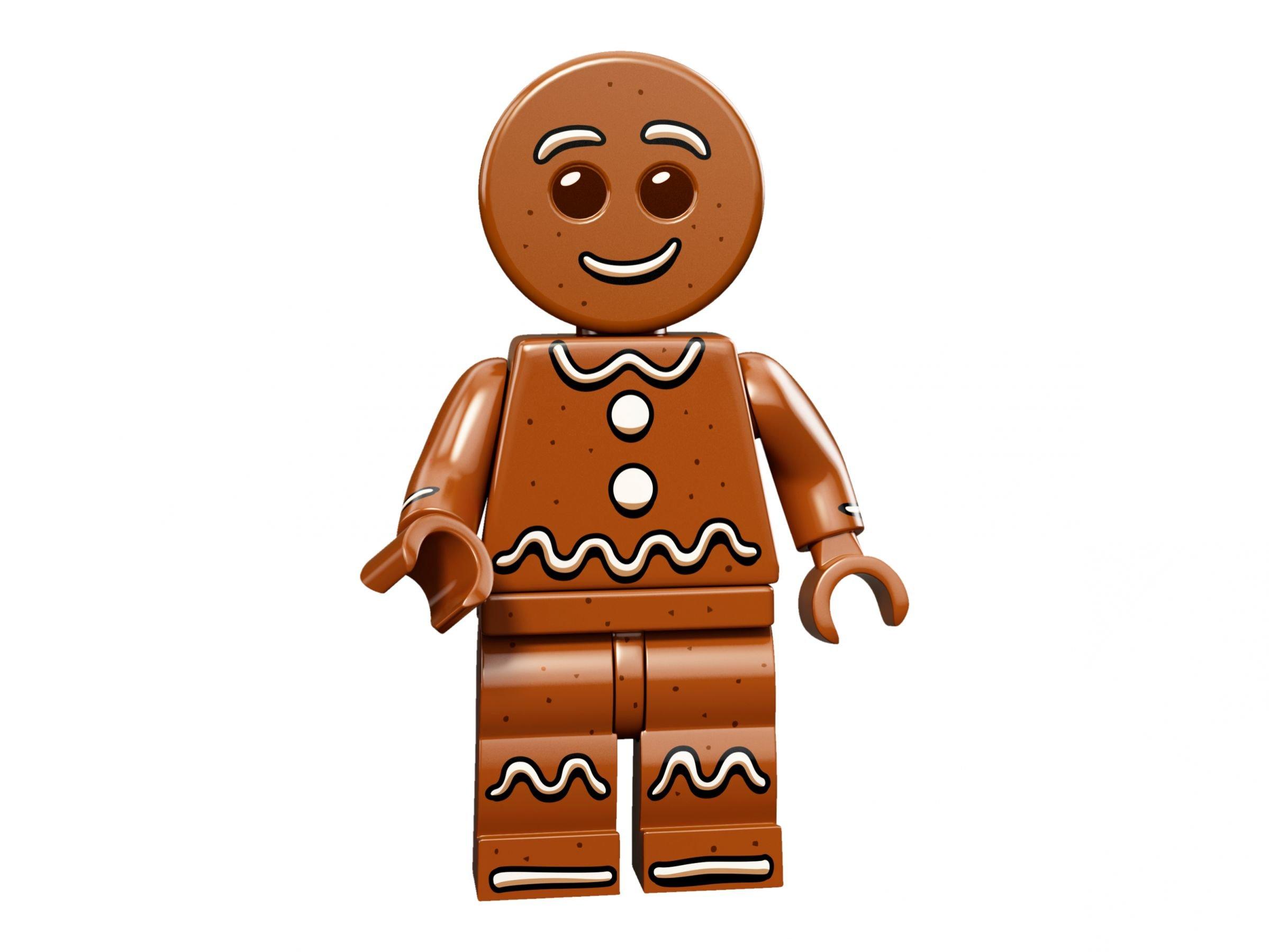 neu LEGO® Seasonal 5005156 Lebkuchenmann
