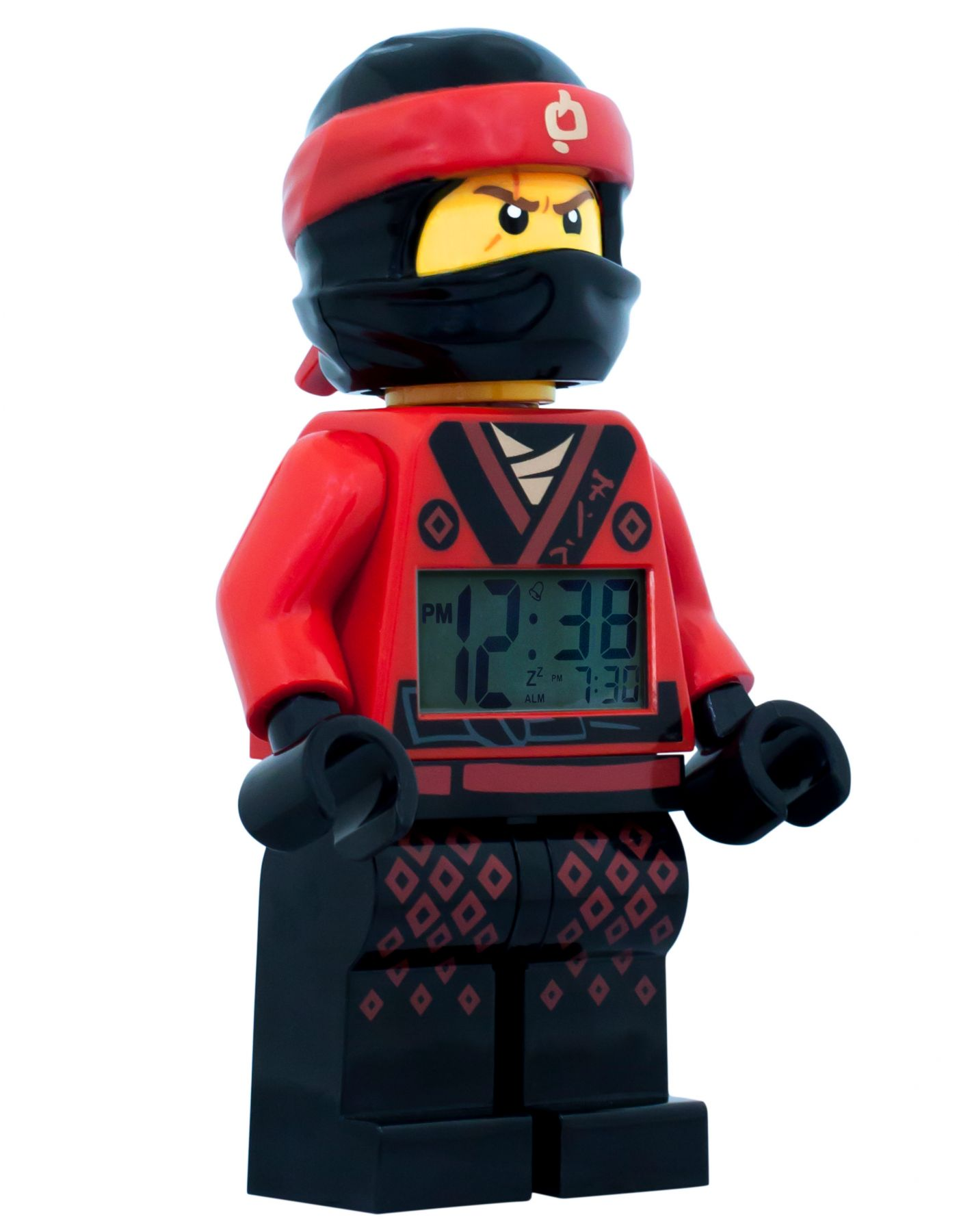 LEGO Gear 5005367 THE LEGO® NINJAGO® MOVIE™ Kai Minifigur-Wecker LEGO_5005367_alt3.jpg