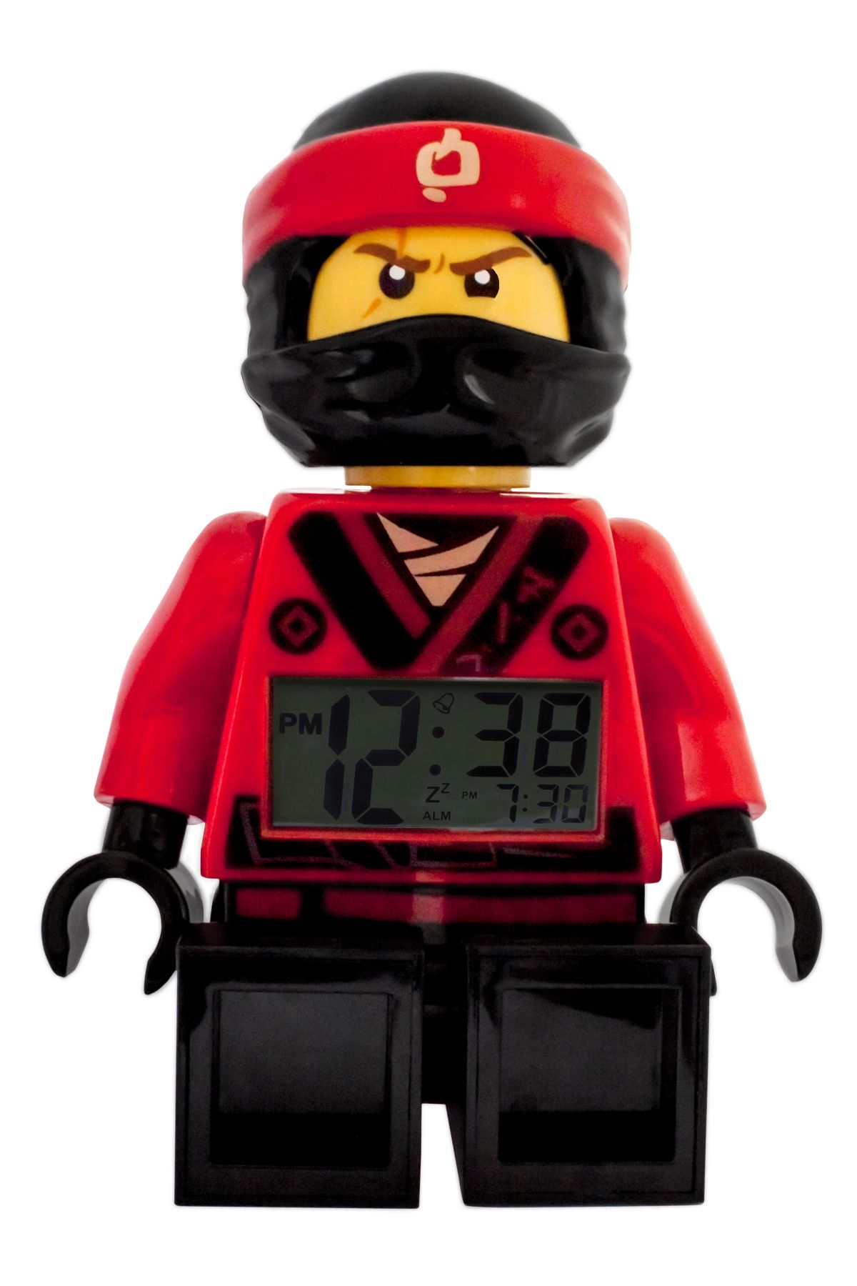 LEGO Gear 5005367 THE LEGO® NINJAGO® MOVIE™ Kai Minifigur-Wecker LEGO_5005367_alt4.jpg