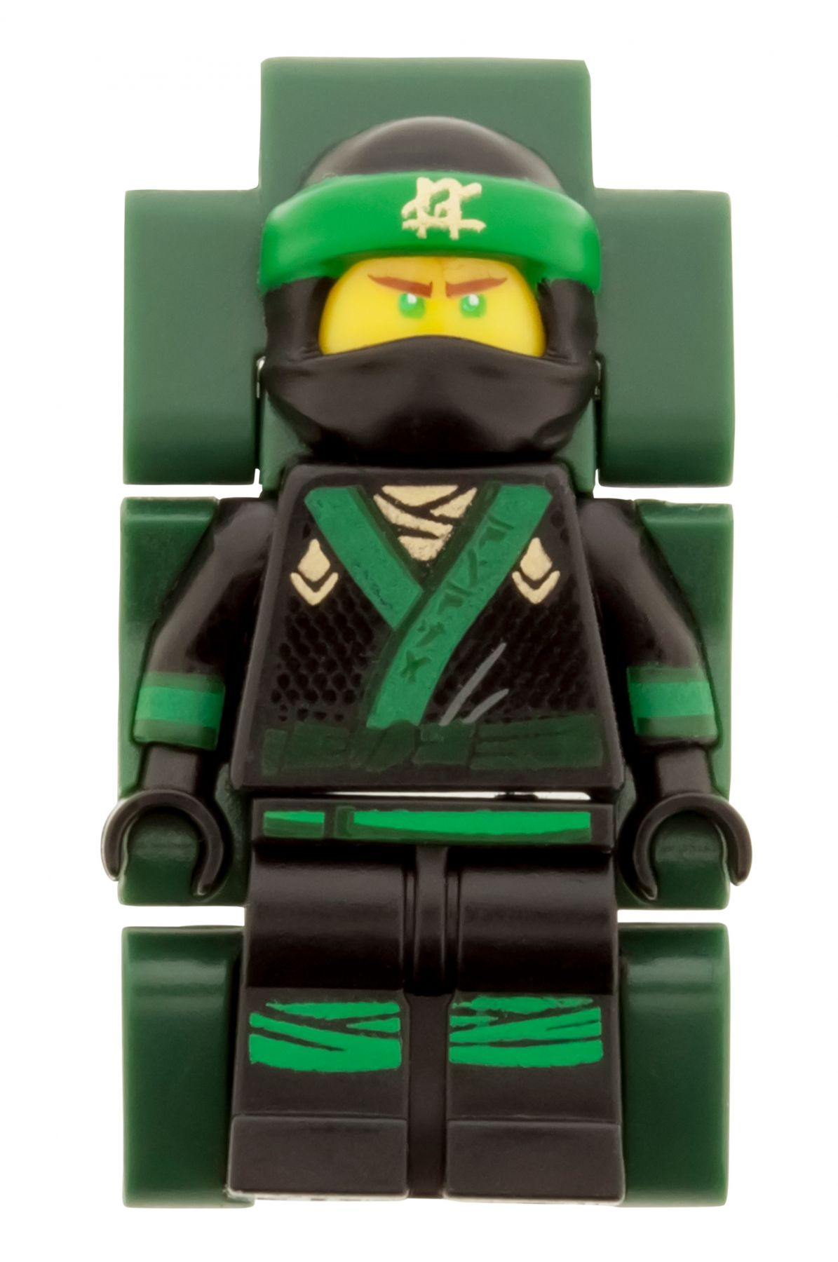 LEGO Gear 5005370 THE LEGO® NINJAGO® MOVIE™ Lloyd Minifigur-Armbanduhr LEGO_5005370_alt4.jpg