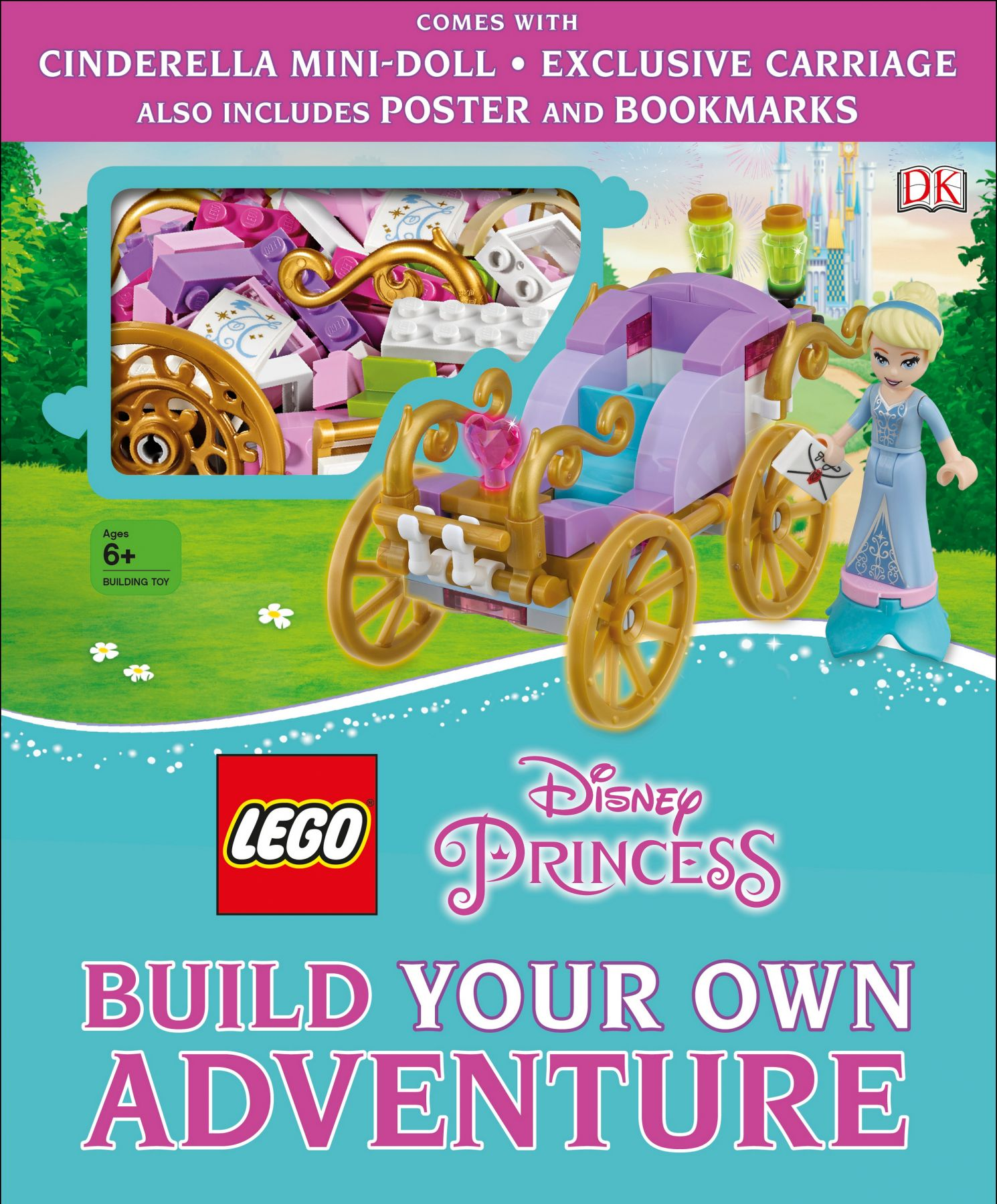 LEGO Buch 5005655 LEGO® l Disney Princess™ Build Your Own Adventure