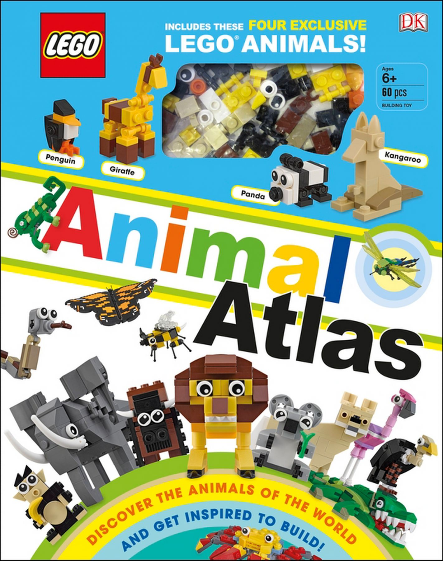 LEGO Buch 5005666 LEGO® Animal Atlas