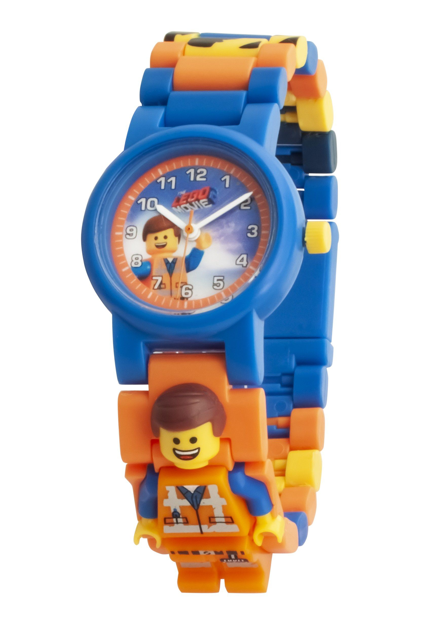 LEGO Gear 5005700 THE LEGO® MOVIE 2™ Minifiguren-Armbanduhr Emmet
