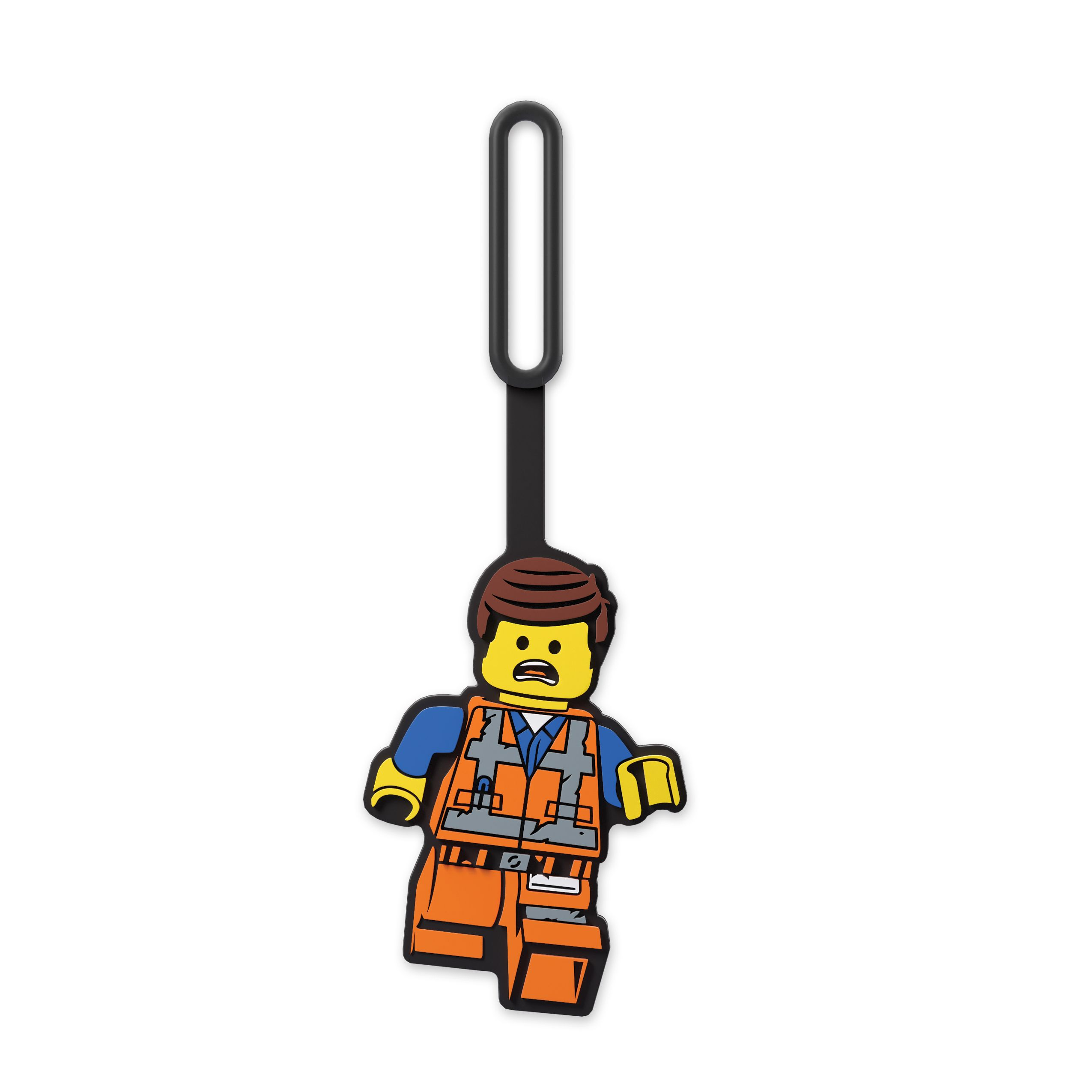 LEGO Gear 5005734 THE LEGO® MOVIE 2™ Emmet-Gepäckanhänger