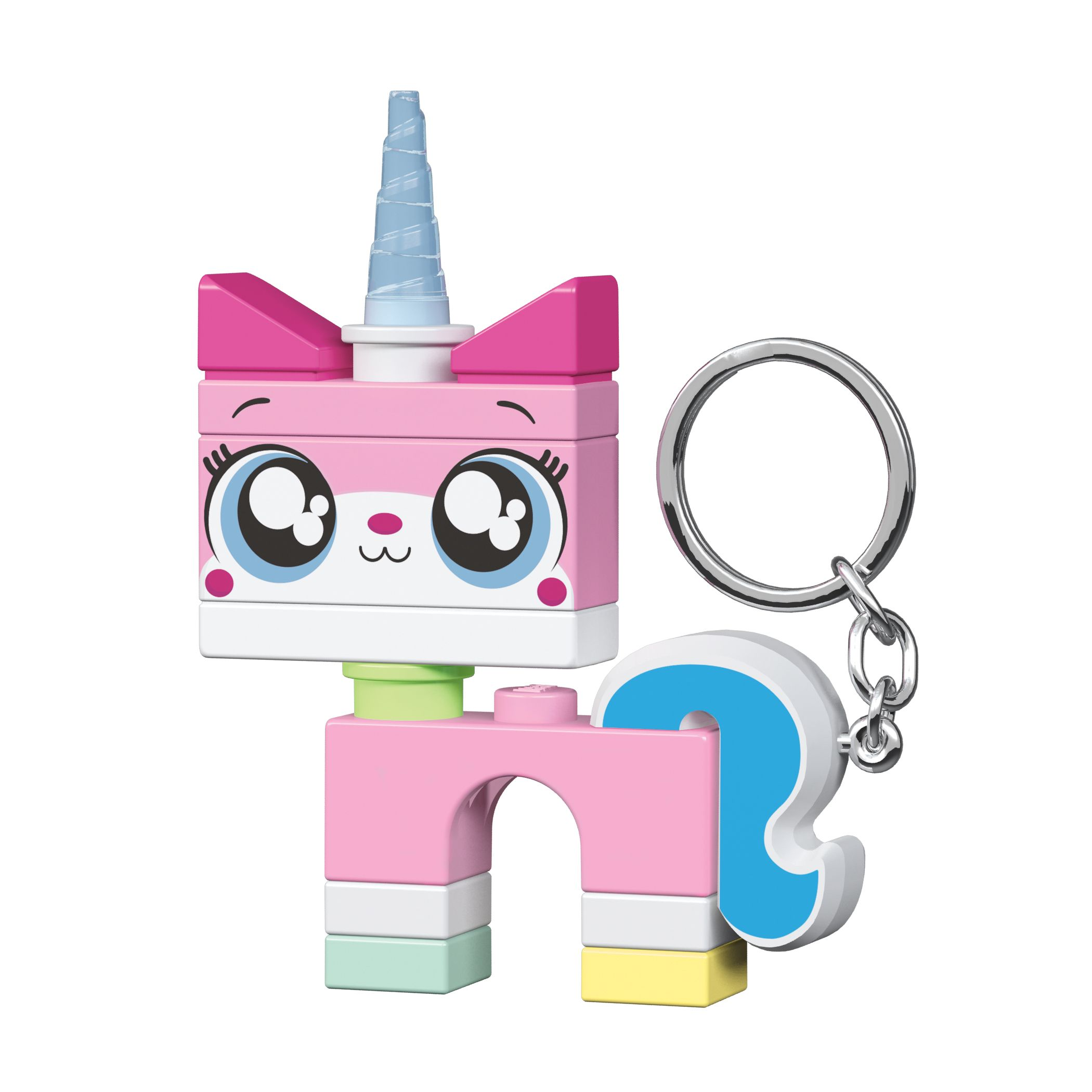 LEGO Gear 5005741 THE LEGO® MOVIE 2™ Einhorn-Kitty-Schlüssellicht