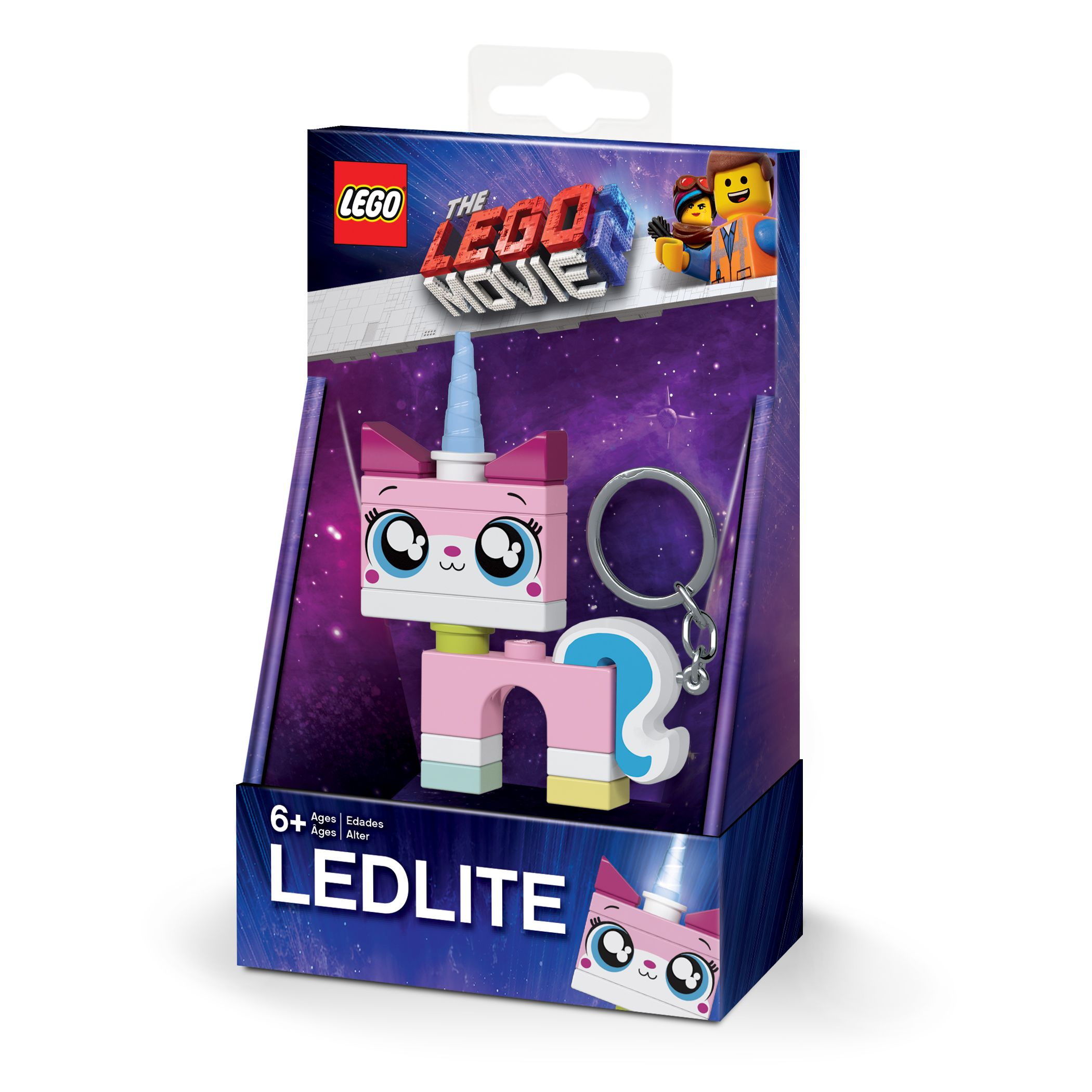 LEGO Gear 5005741 THE LEGO® MOVIE 2™ Einhorn-Kitty-Schlüssellicht LEGO_5005741_alt1.jpg