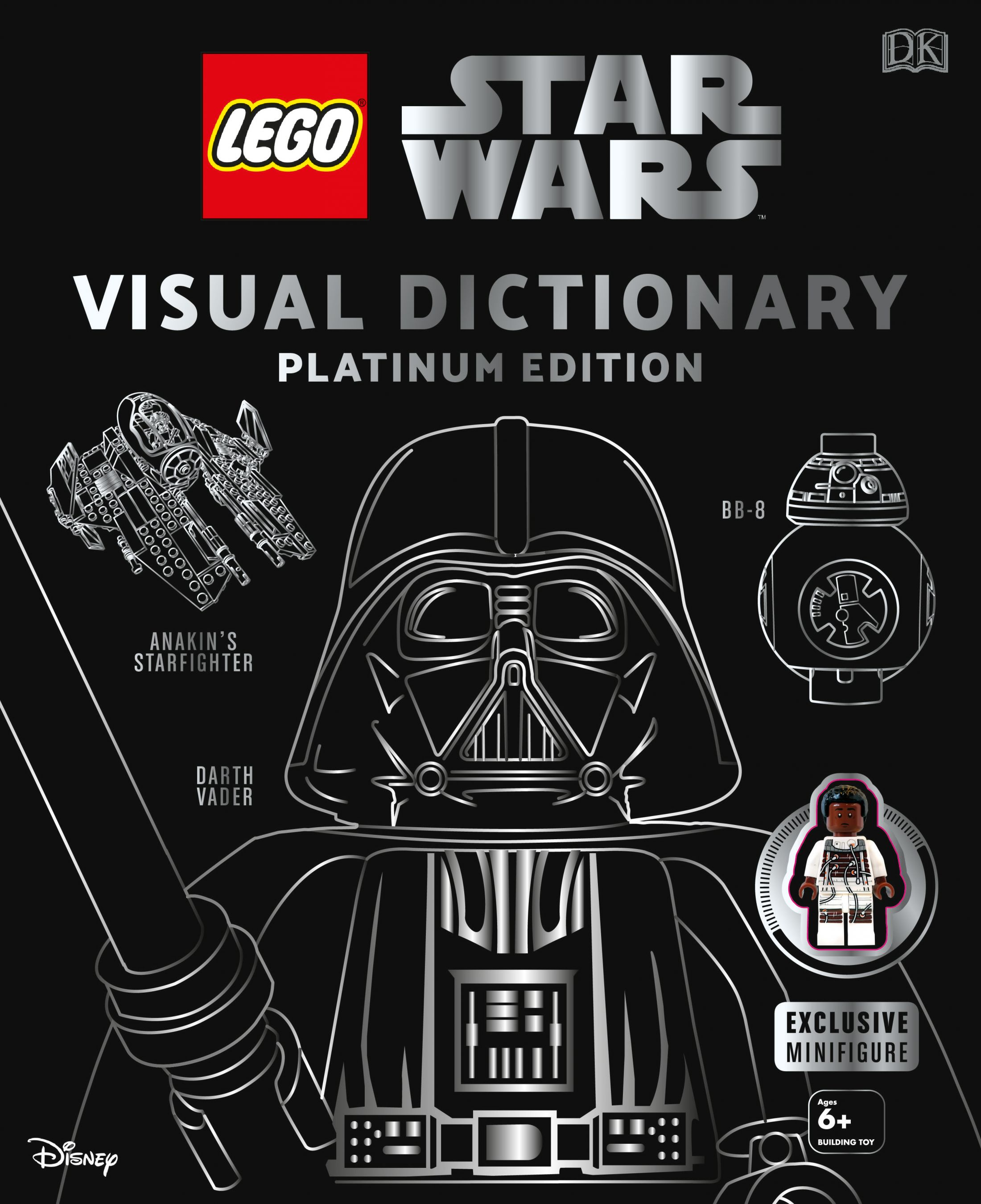 LEGO Buch 5005849 LEGO® Star Wars™ Visual Dictionary LEGO_5005849_alt1.jpg