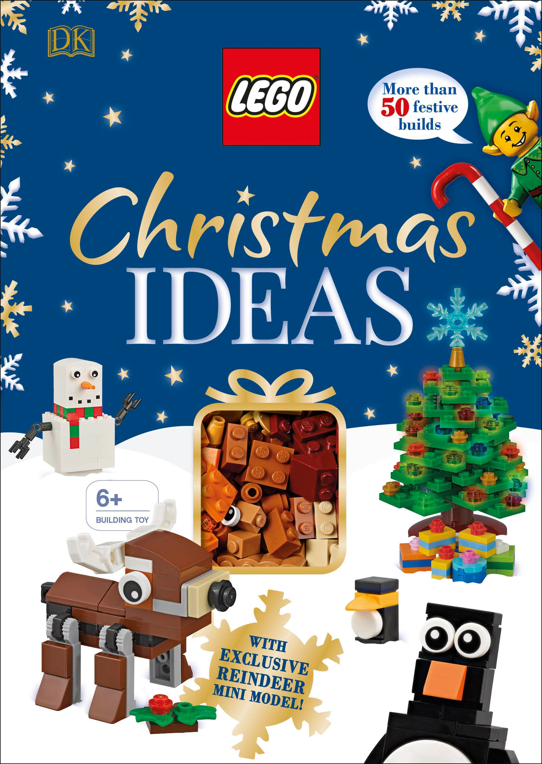 LEGO Buch 5005904 LEGO® Christmas Ideas