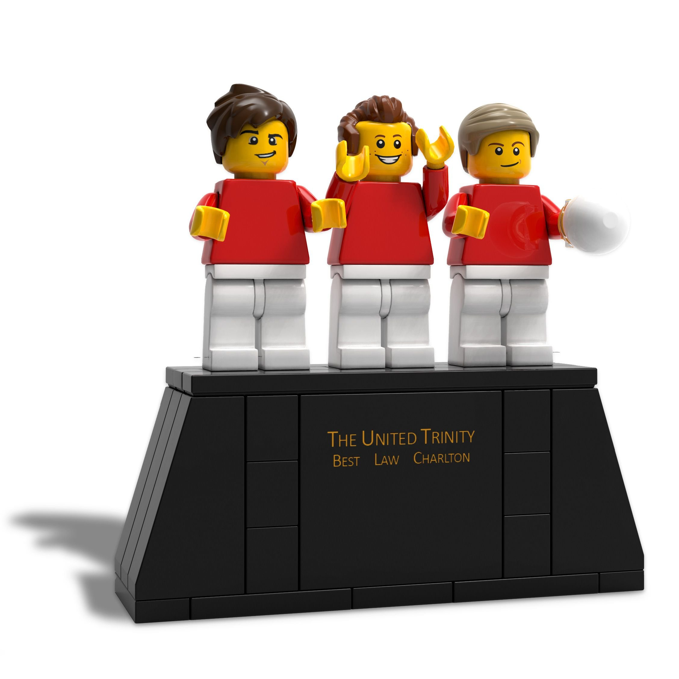 "LEGO Miscellaneous 5006171 ""The United Trinity""-Statue"