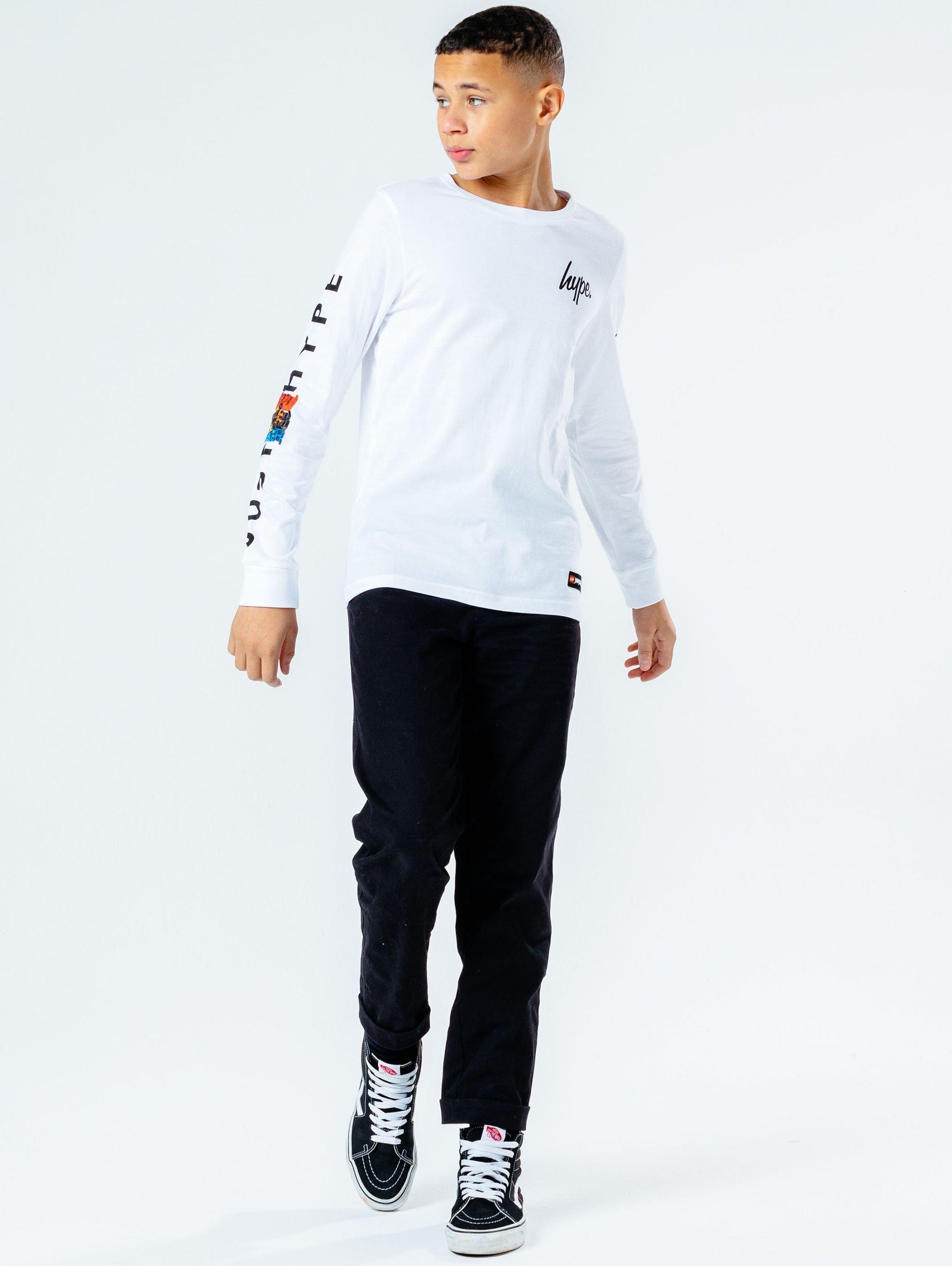 LEGO® Gear 5006222 HYPE X LEGO® NINJAGO® Langarm-T-Shirt für Kinder