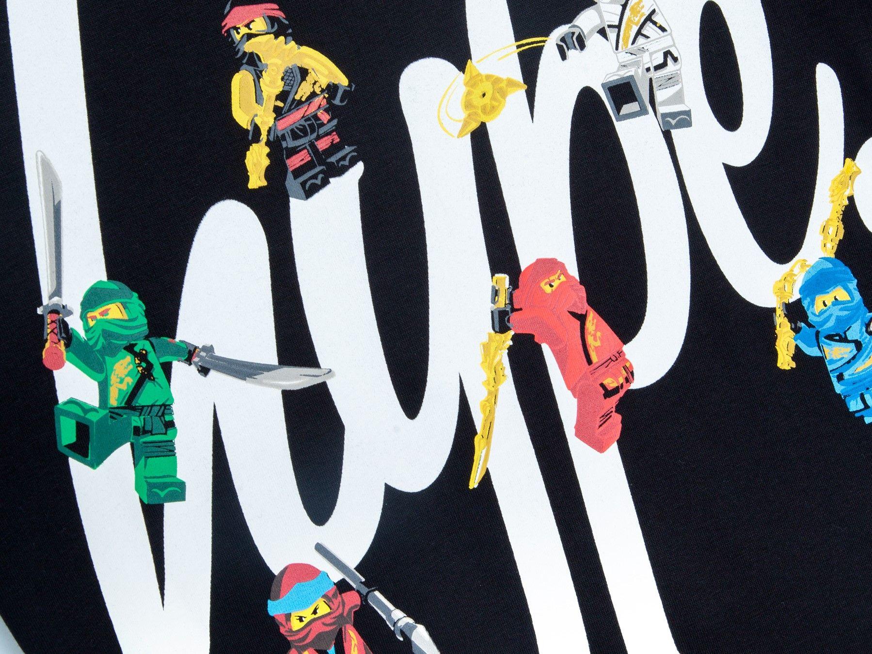 LEGO® Gear 5006234 HYPE X LEGO® NINJAGO® T-Shirt für Erwachsene