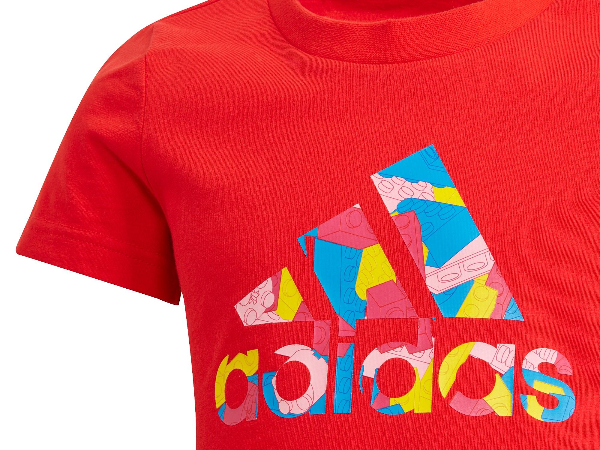 LEGO® Gear 5006547 adidas x LEGO® T-Shirt mit Grafik und klassischer Passform