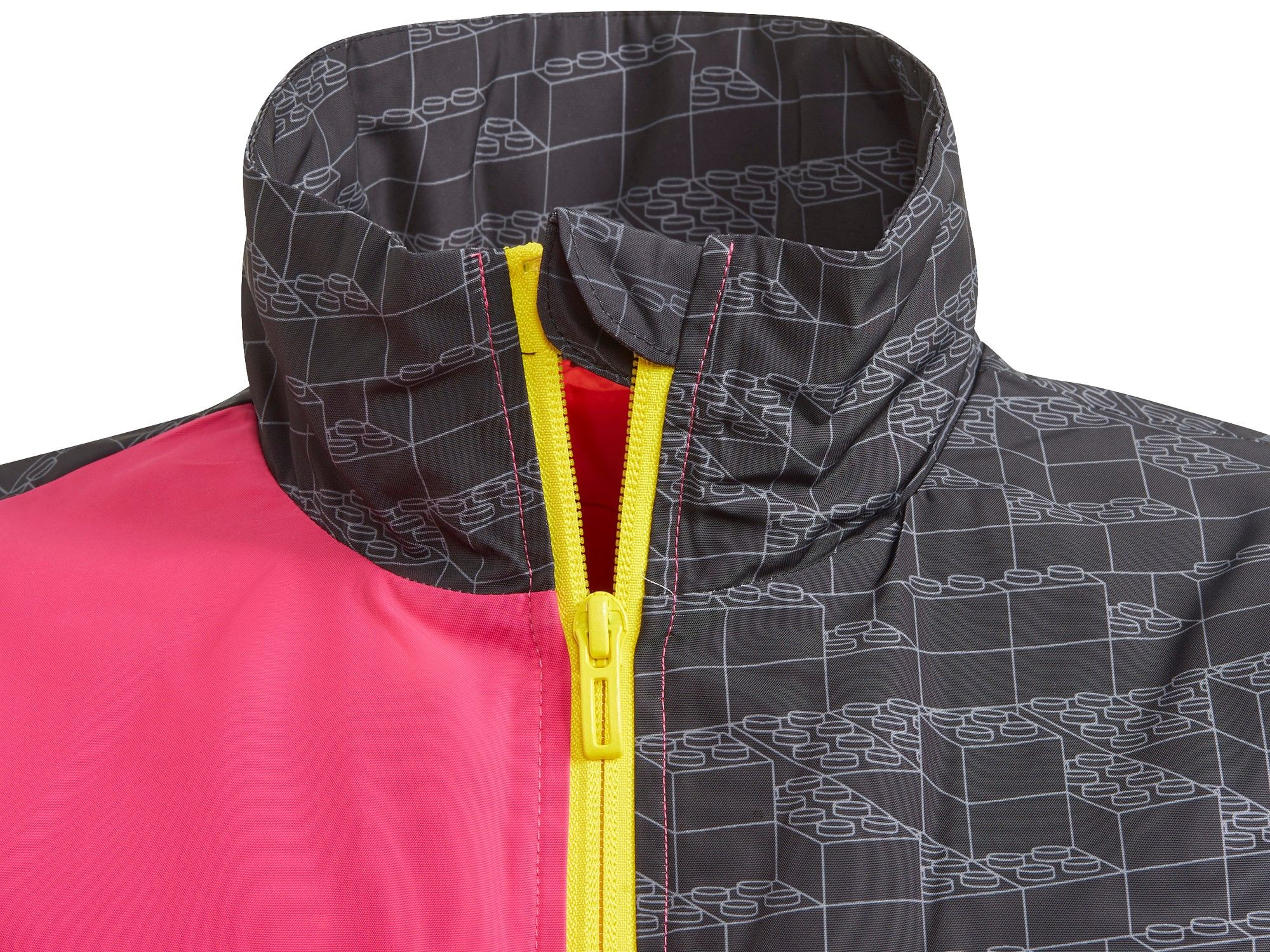LEGO® Gear 5006550 adidas x LEGO® Jacke mit kurzem Reißverschluss