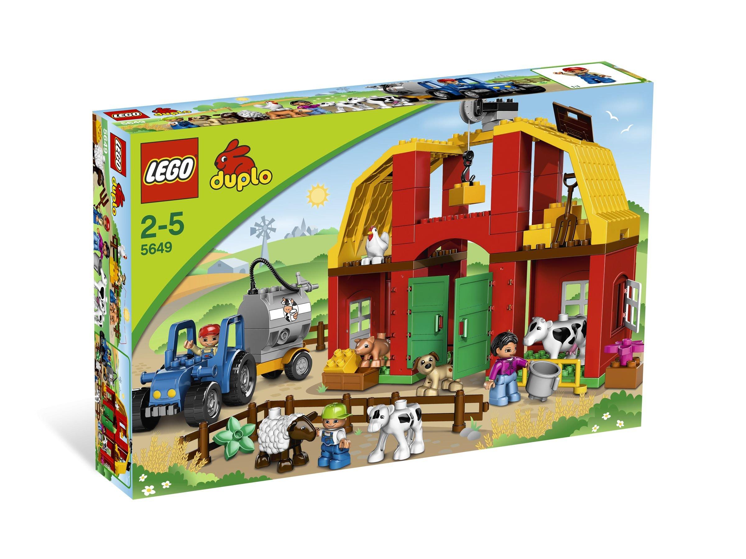 Lego Duplo 5649 Großer Bauernhof Mit Bildern Lifesteyl