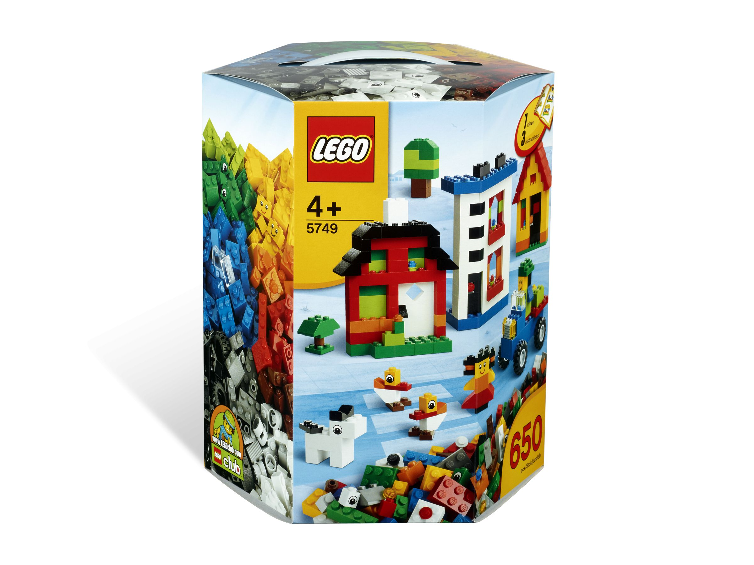 LEGO Bricks and More 5749 Creative Building Kit LEGO_5749_alt1.jpg
