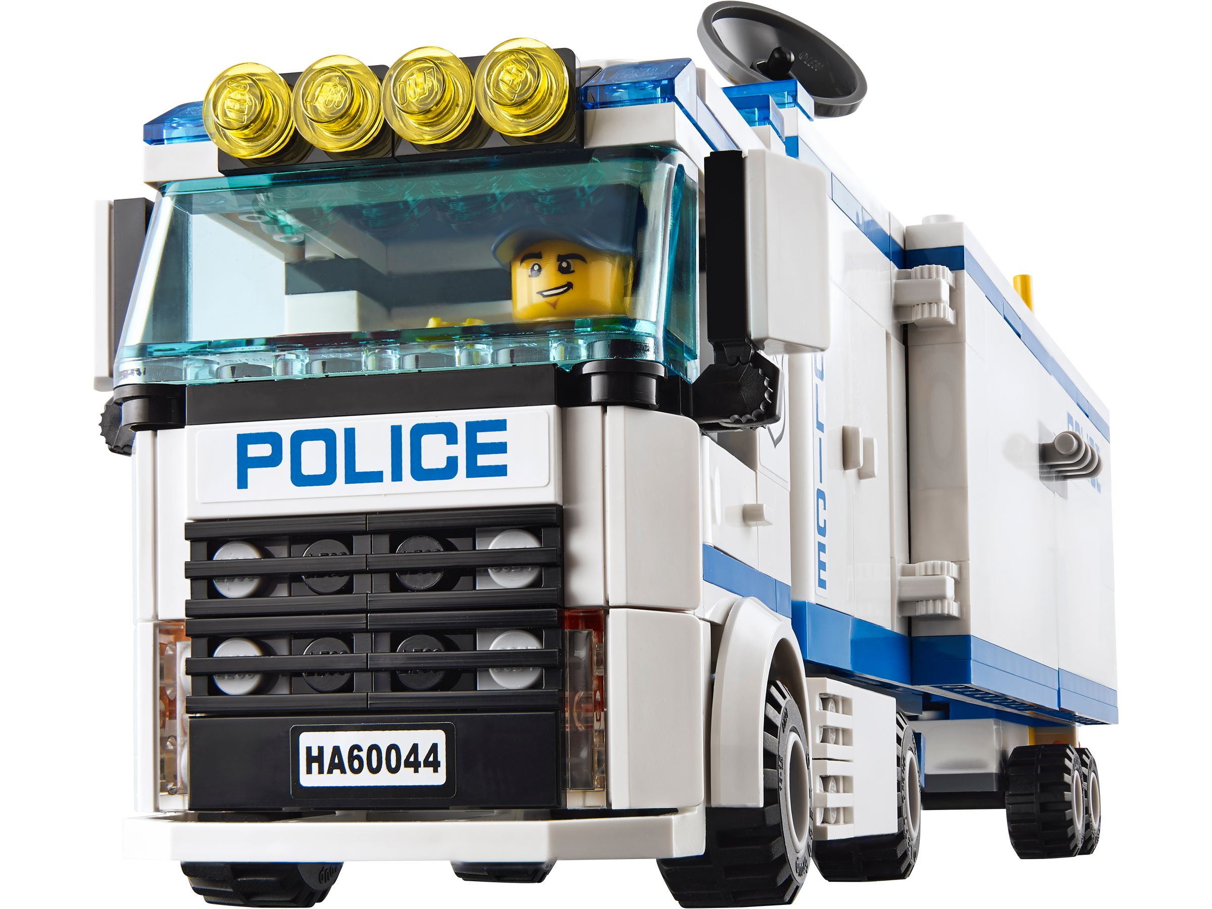 lego® city  polizeiÜberwachungstruck 60044 2014