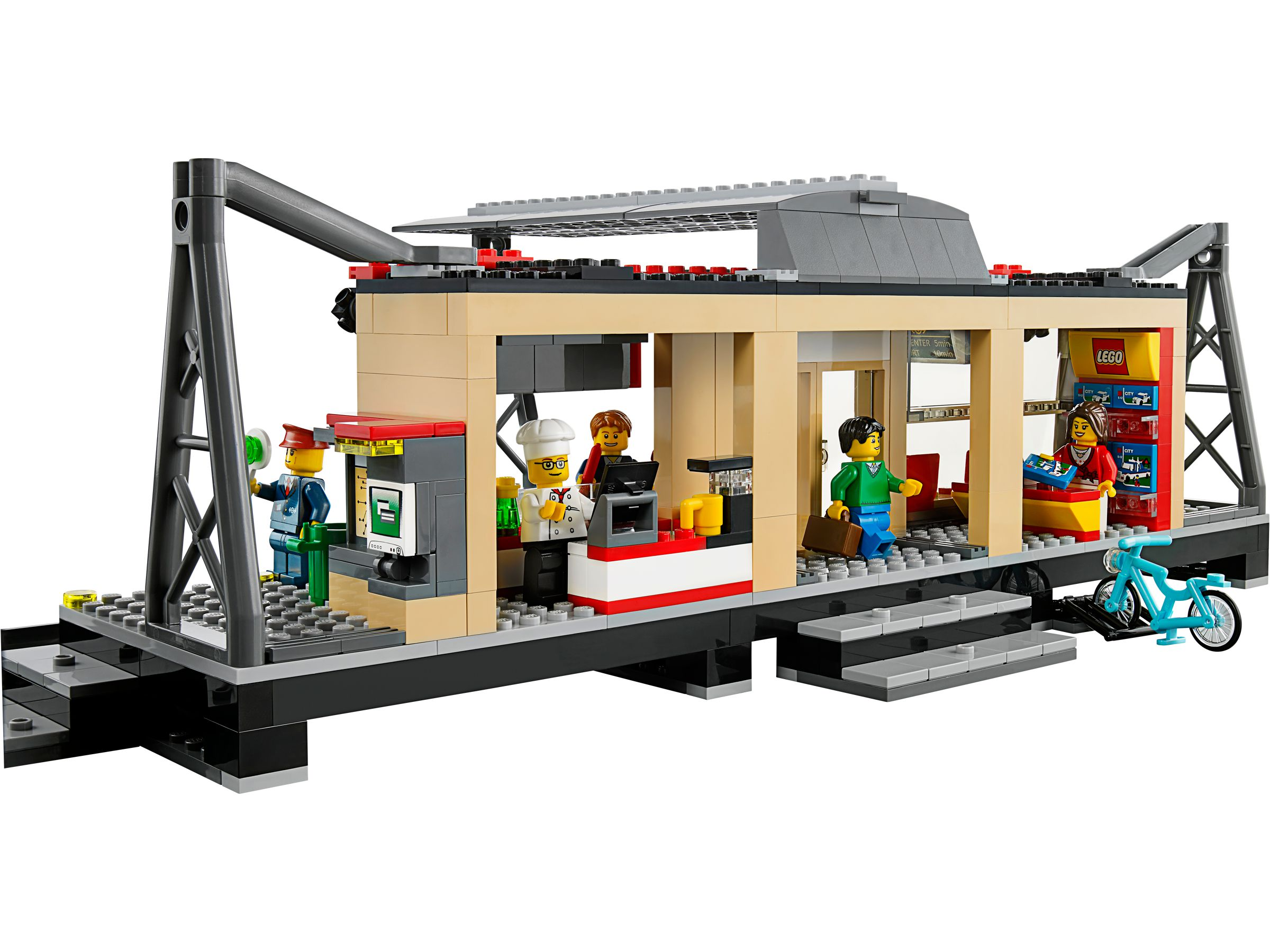 lego 60050 bahnhof city 2014 train station brickmerge. Black Bedroom Furniture Sets. Home Design Ideas