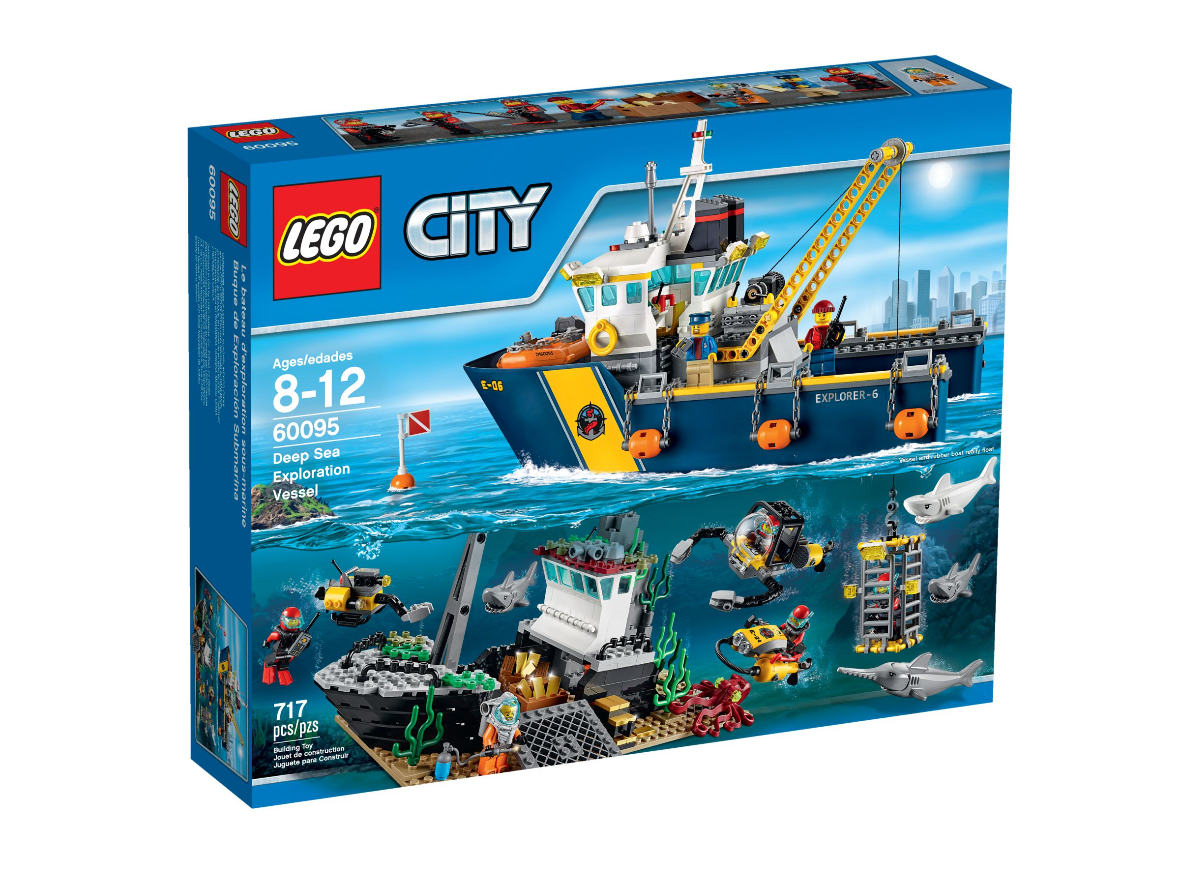 LEGO City 60095 Tiefsee-Expeditionsschiff LEGO_60095_alt1.jpg