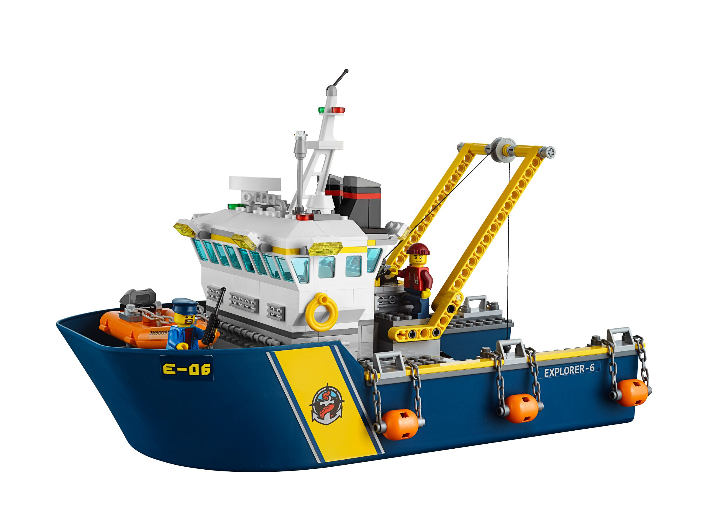 LEGO City 60095 Tiefsee-Expeditionsschiff LEGO_60095_alt2.jpg