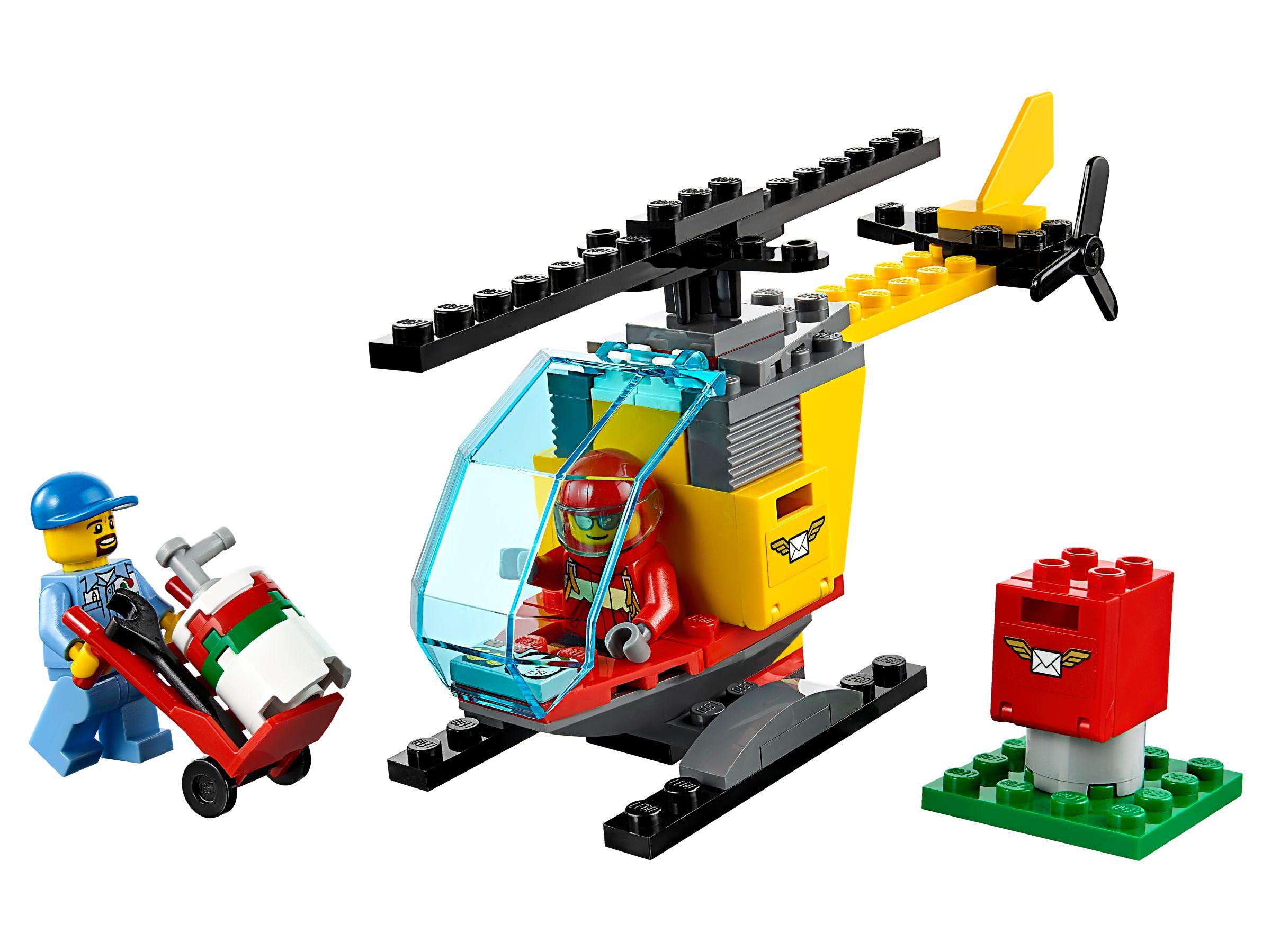 Lego City 60100 Flughafen Starter Set Brickmerge Preisvergleich