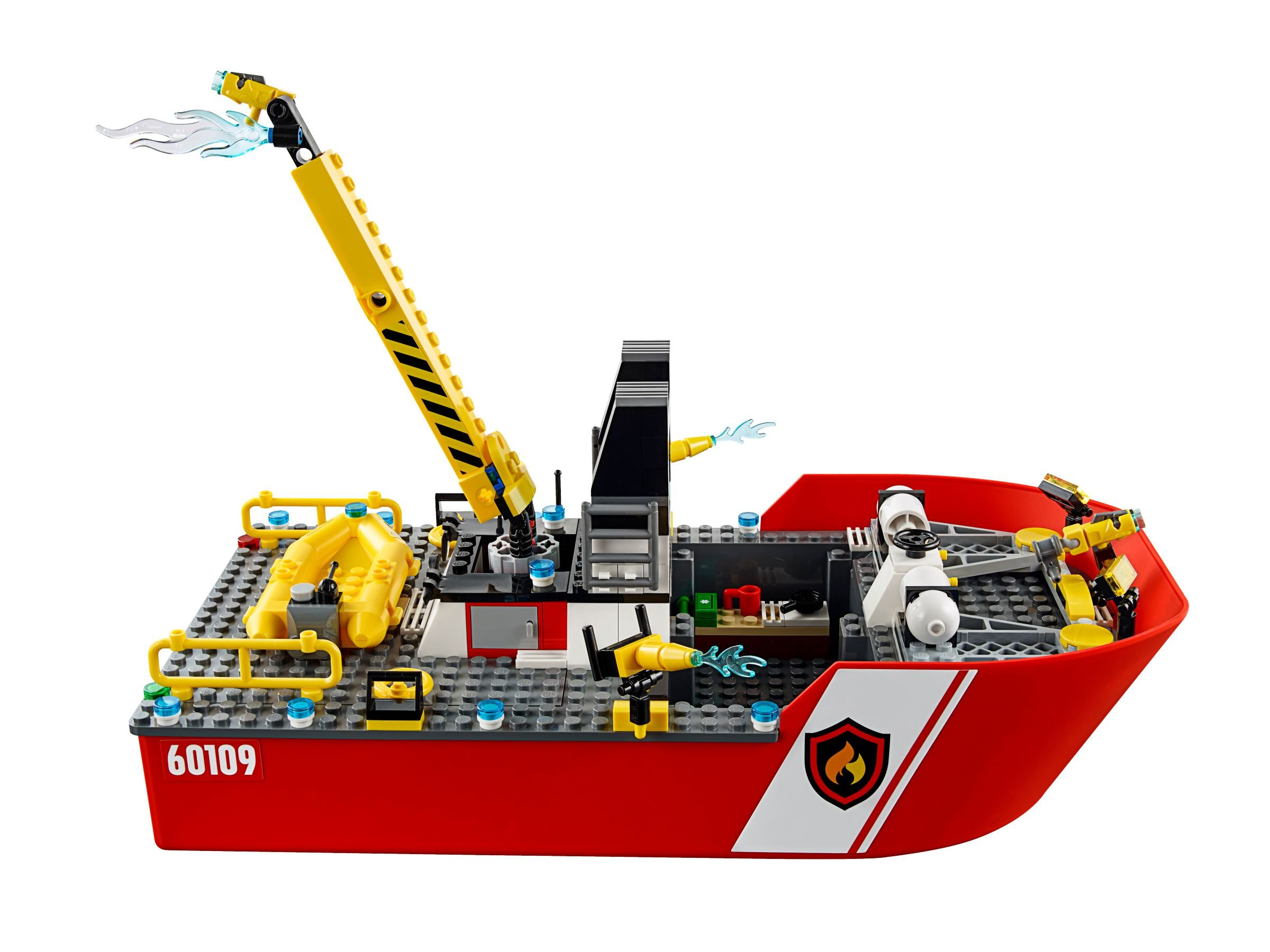 lego city 60110 instructions