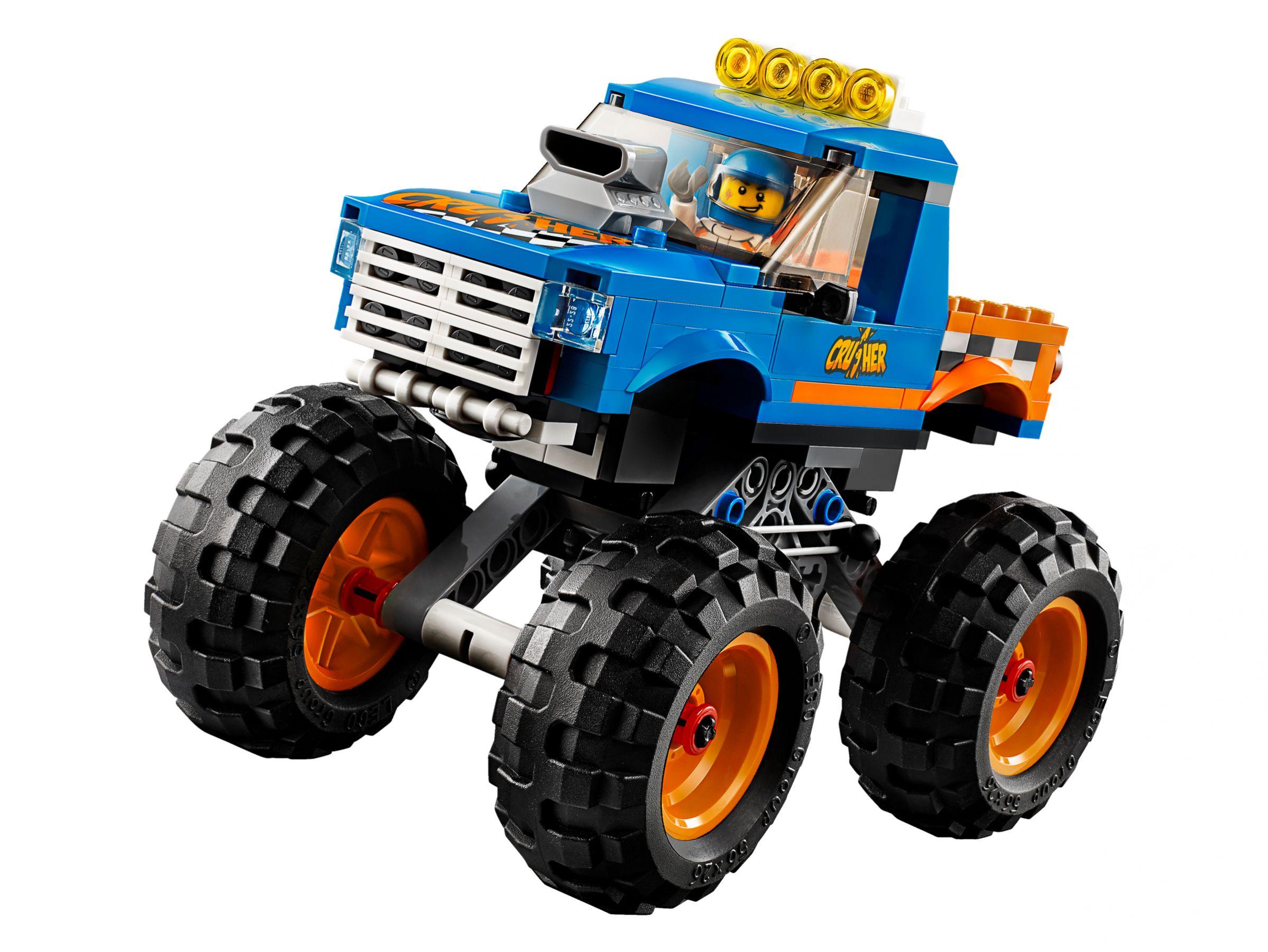 LEGO® City - Monster-Truck 60180 (2018) | LEGO ...