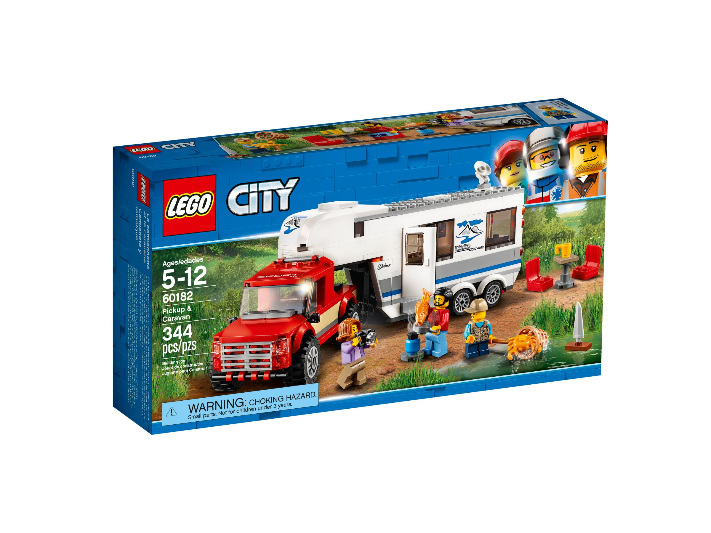 lego 60182 pickup wohnwagen city 2018 ab 20 97 30 gespart pickup caravan brickmerge. Black Bedroom Furniture Sets. Home Design Ideas