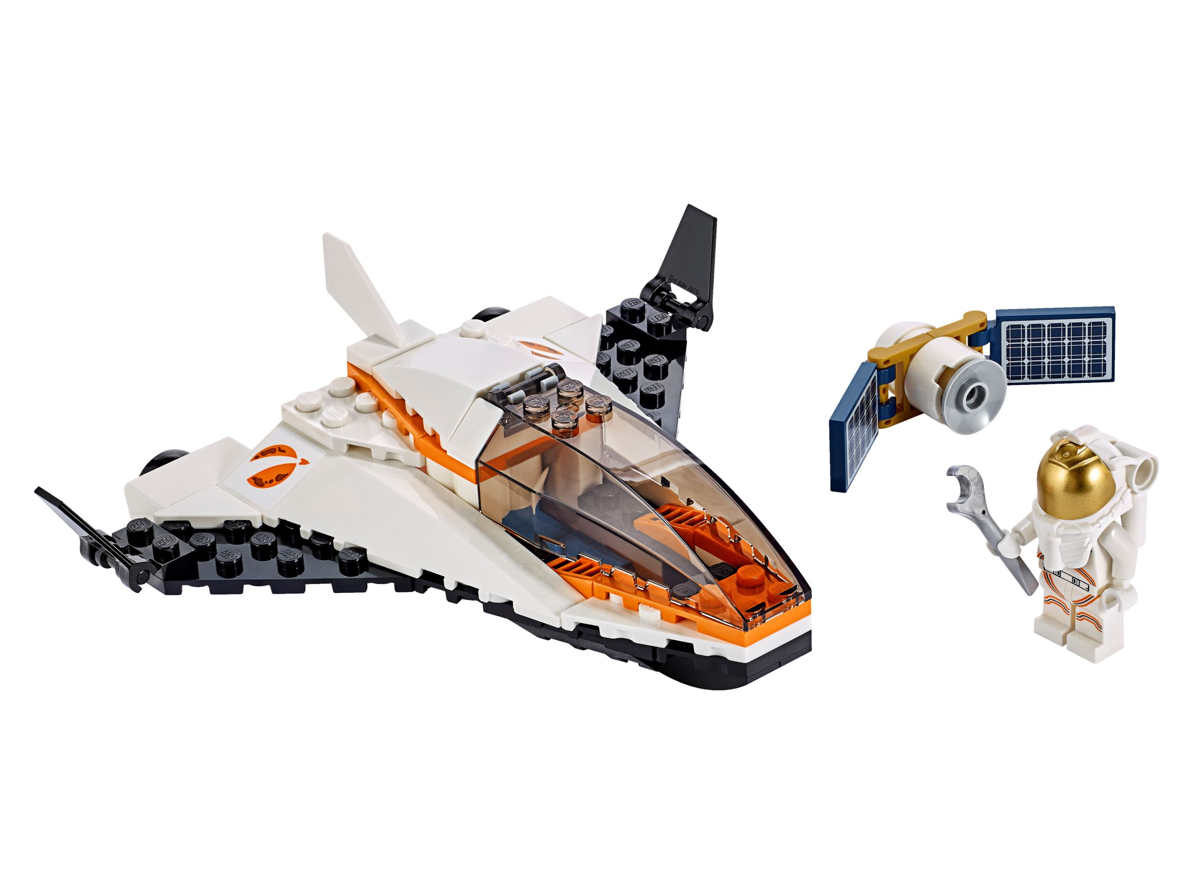 LEGO City 60224 Mars Mission Wartungs-Shuttle
