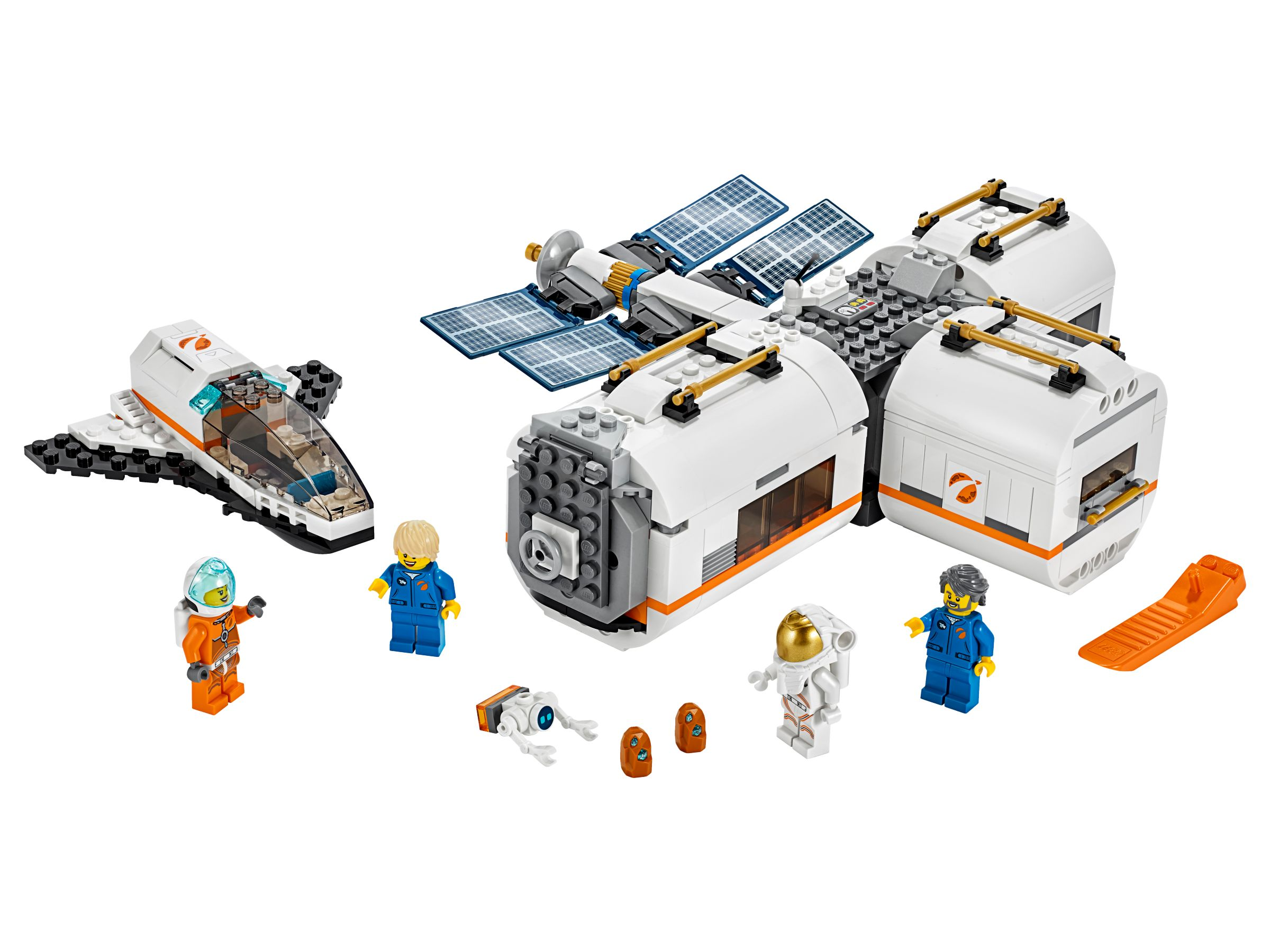 LEGO City 60227 Mars Mission Mondstation